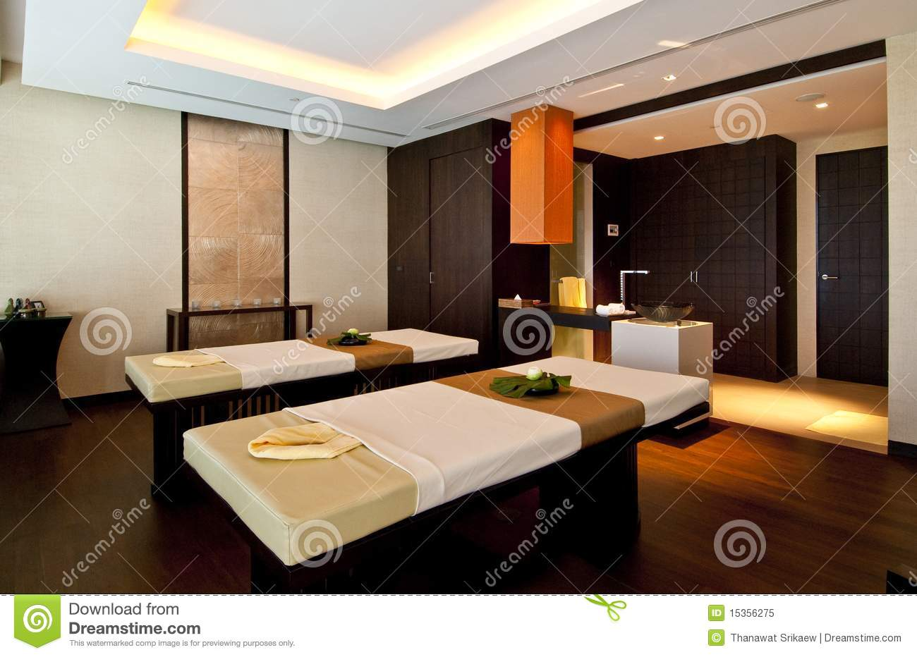 Aroma Spa Room Color ~ Massageraum stockbild bild von aromatherapy romanze