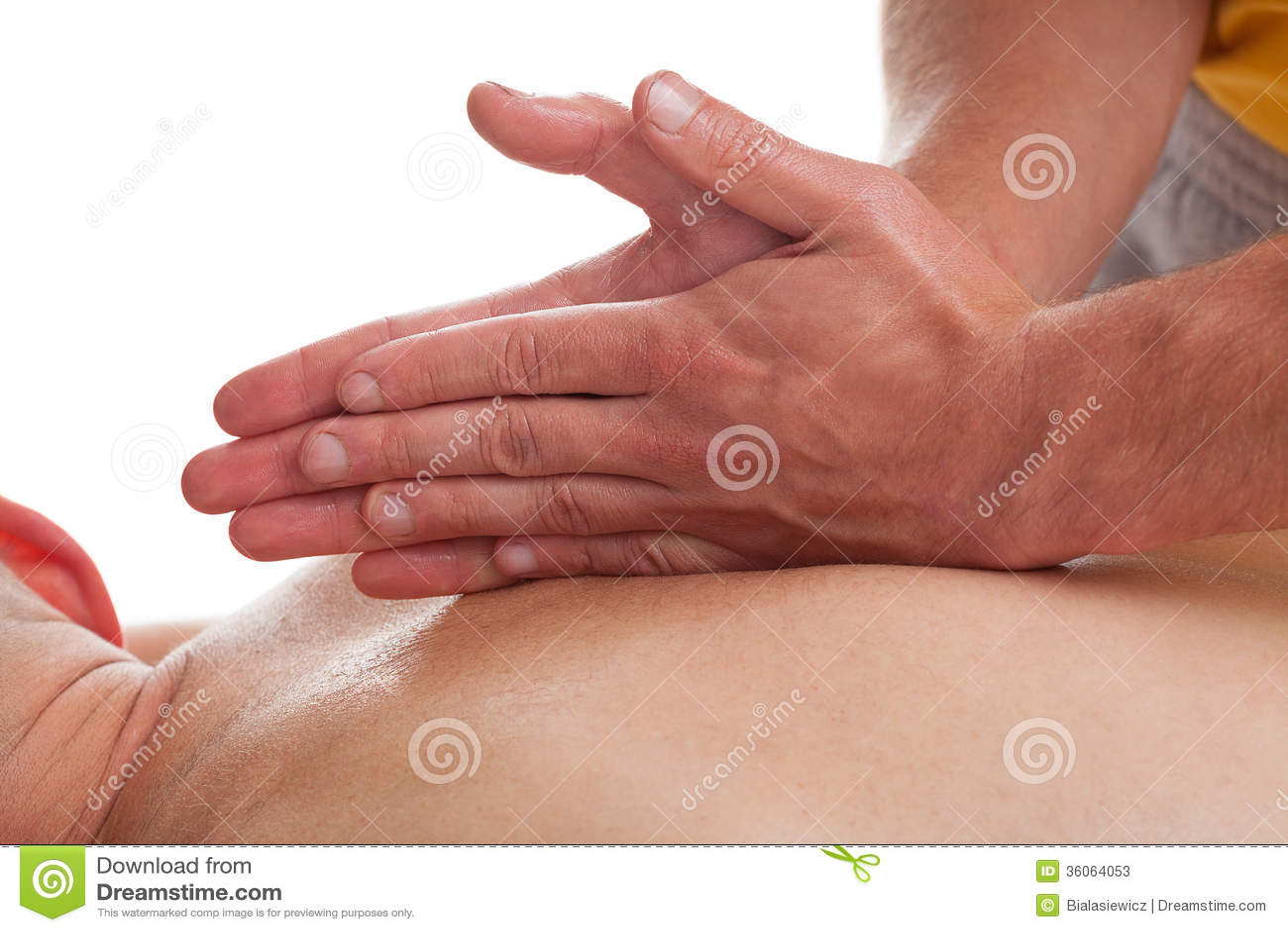 Massageterapi i sport
