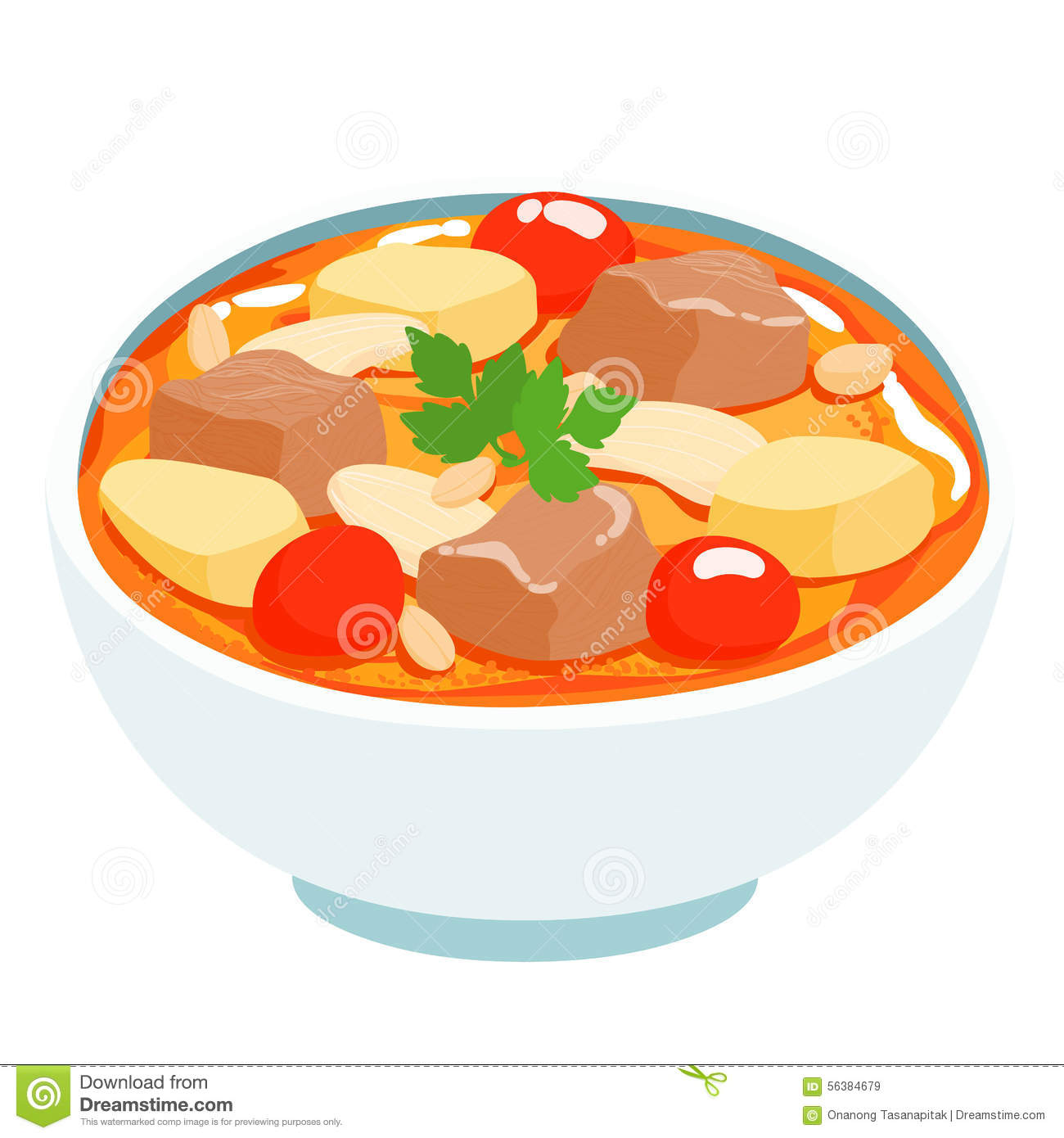 massaman thai curry with beef stock vector image 56384679 squirrel clipart with no background squirrel clip art printables