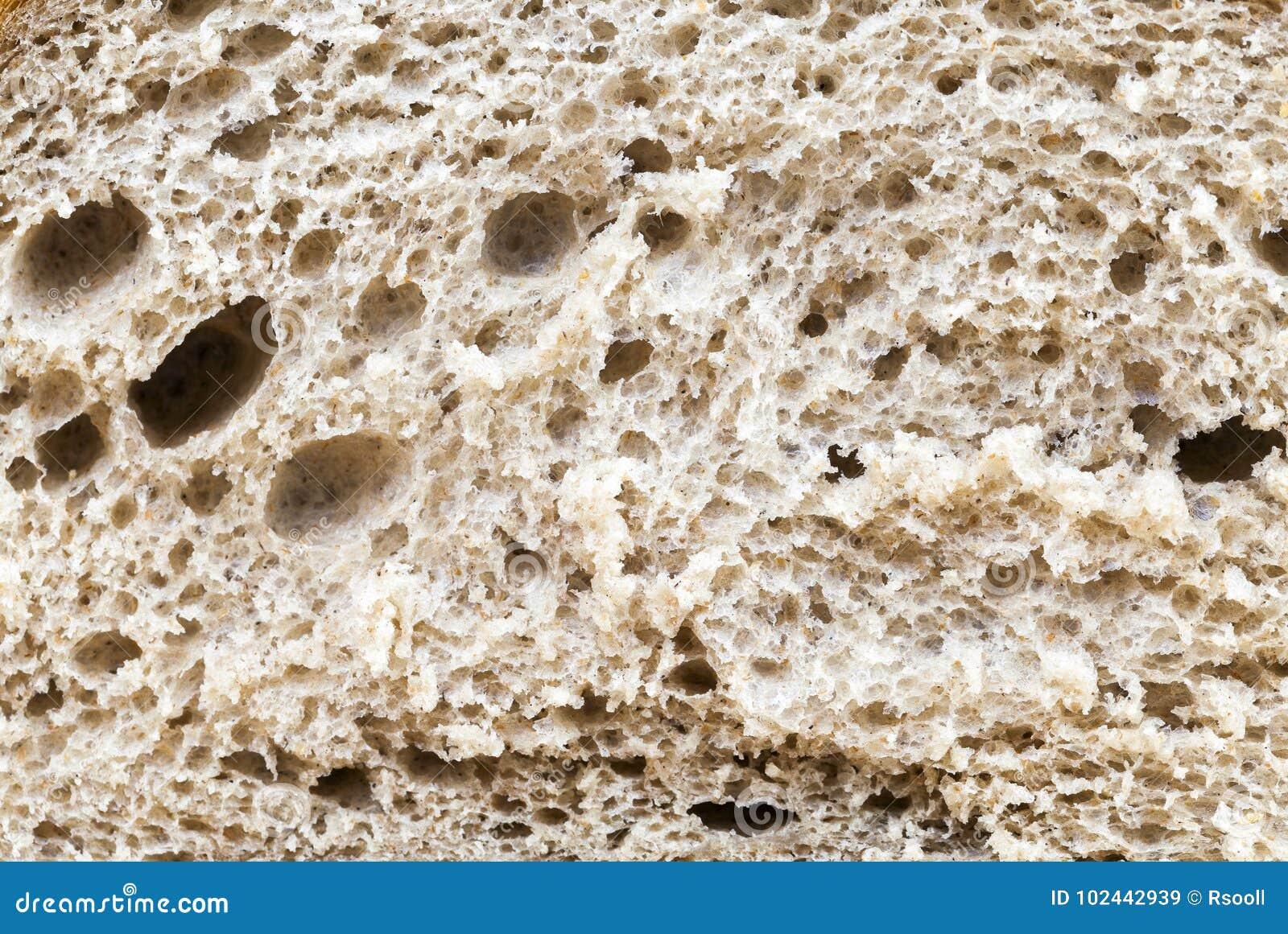 Masse des Brotes