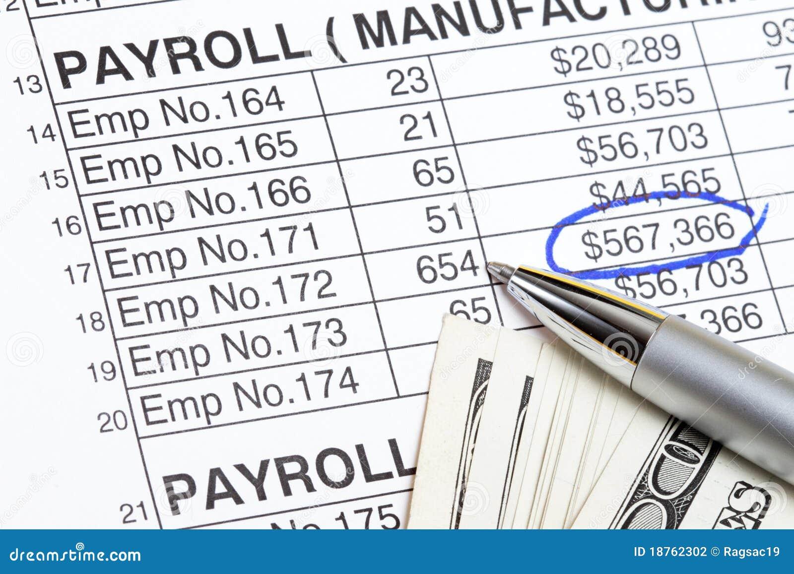 Masse salariale