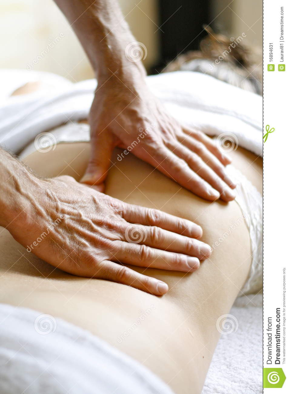 Masseur Search http://www.dreamstime.com/stock-image-masseur-image16894631