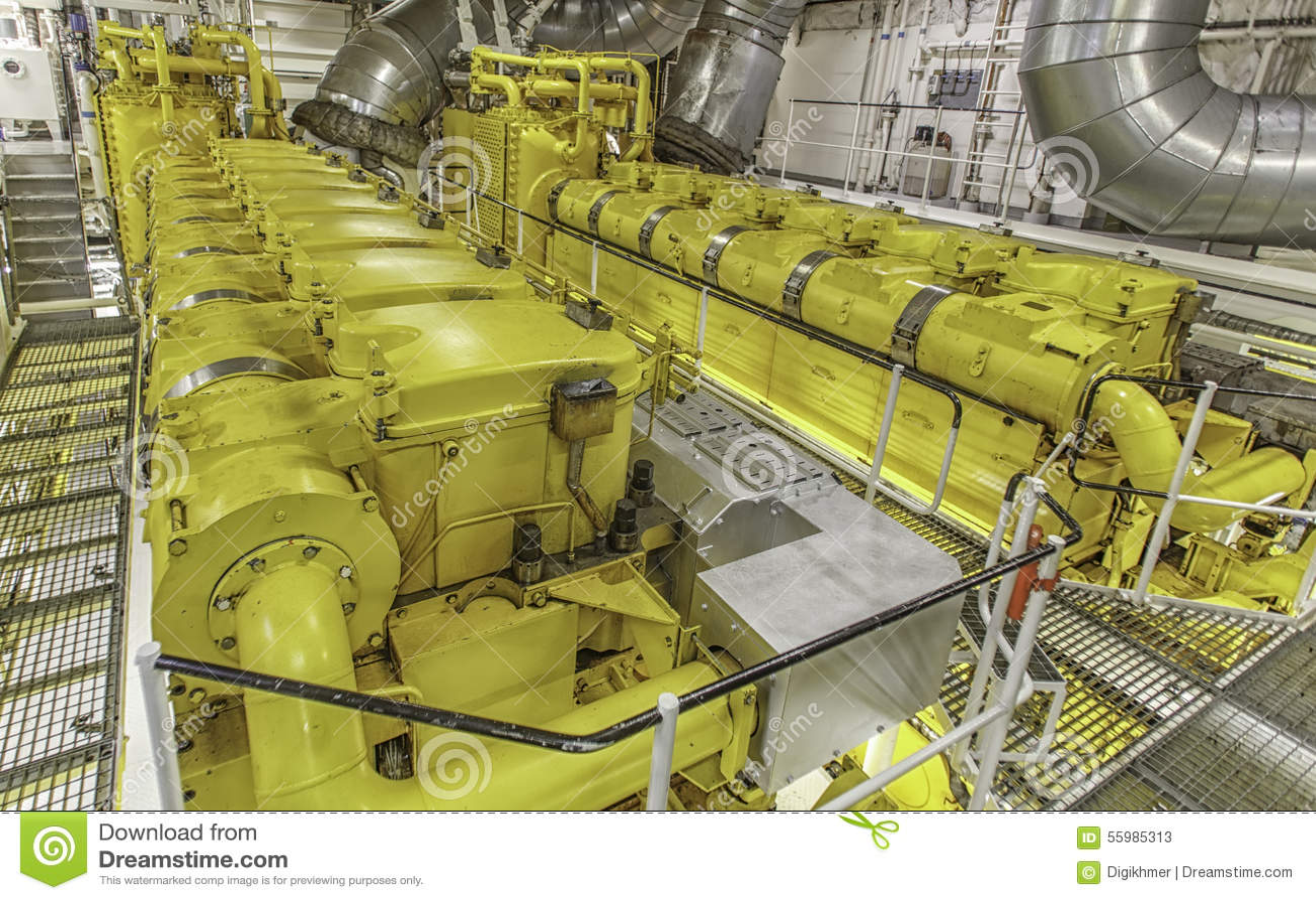 Massigne flottamotor