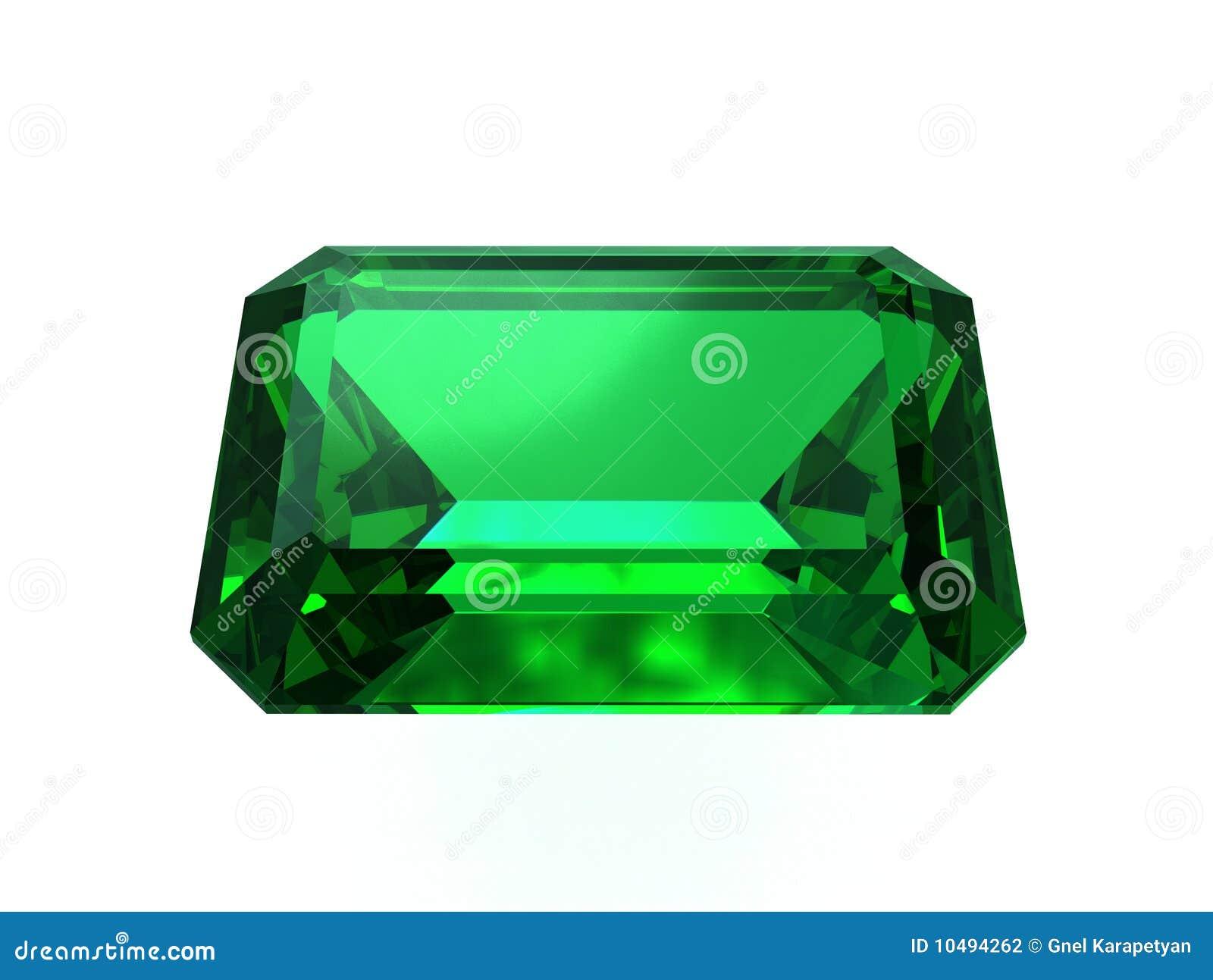 The main characteristics of the emerald stone