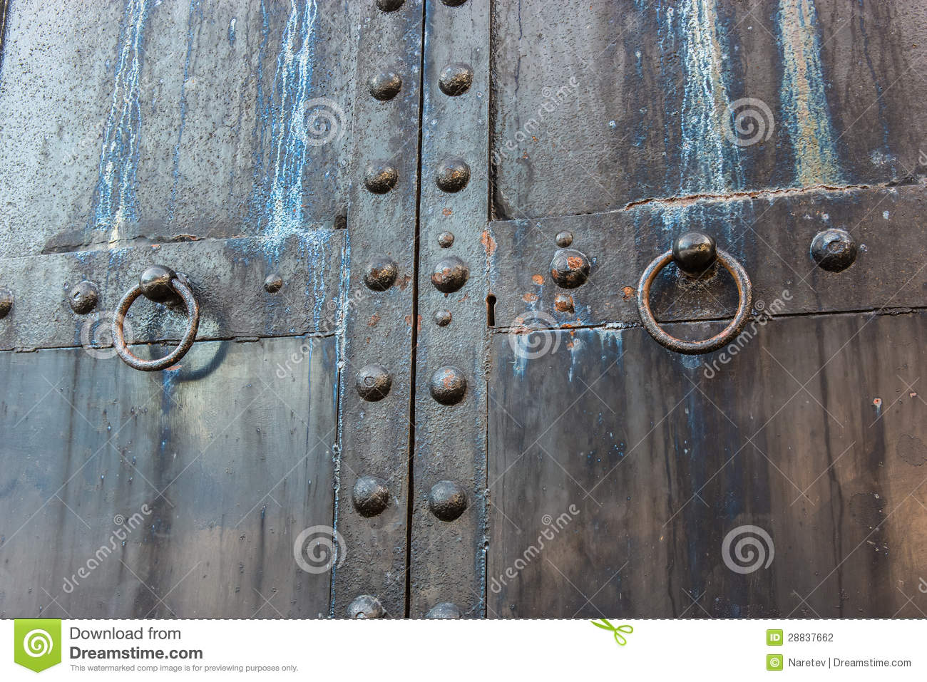 957 #7B5E50 Massive Old Black Weathered Steel Door With Skeleton Key Lock  Stock wallpaper Old - Old Metal Doors Examples, Ideas & Pictures Megarct.com Just
