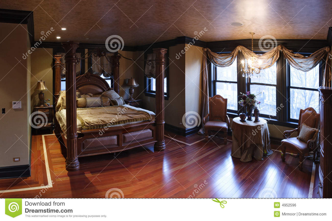 Master Bedroom Royalty Free Stock Image Image 4952596