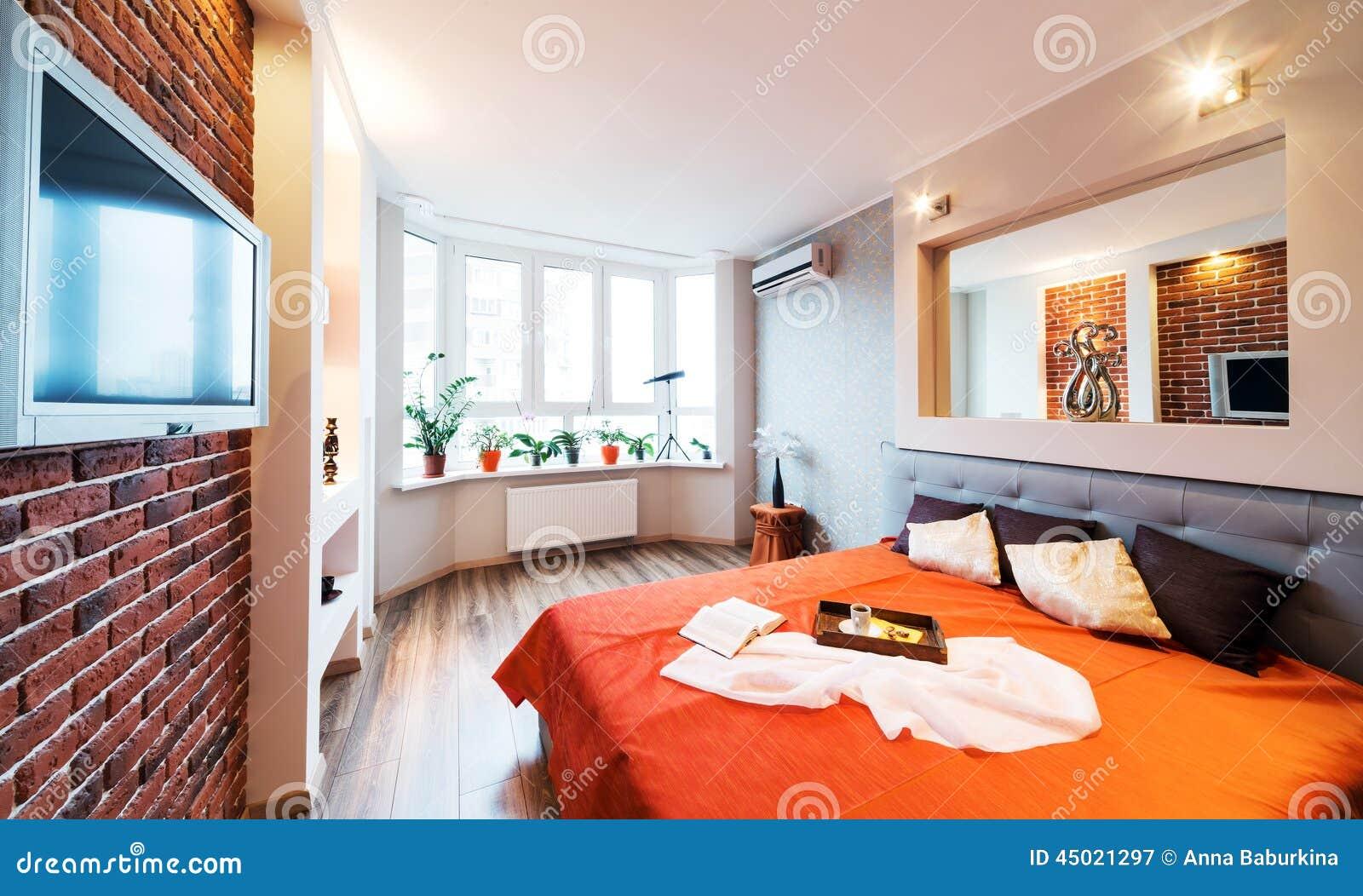Master Bedroom Stock Photo Image 45021297