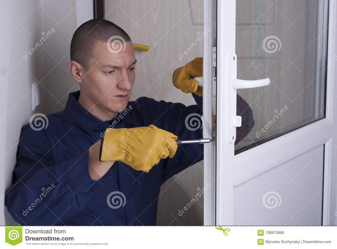 Need a master for installing locks, where to find 18