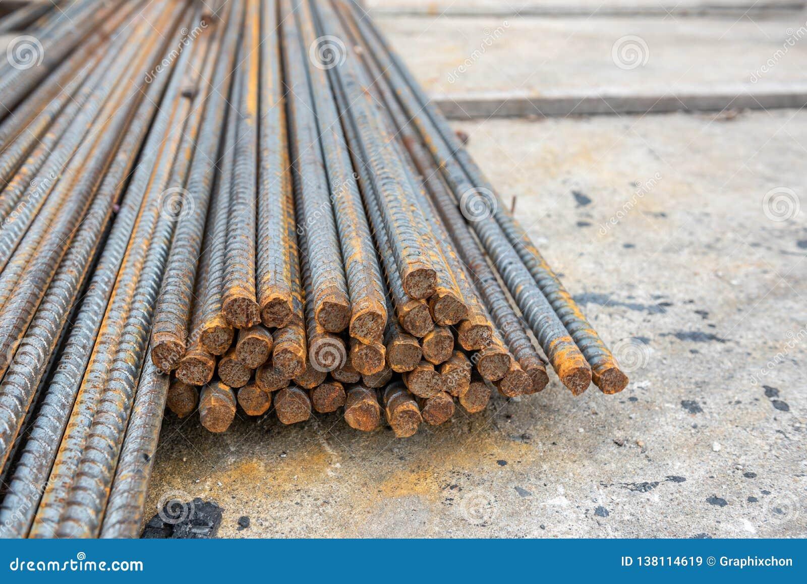 Matériaux de construction en acier pour la construction