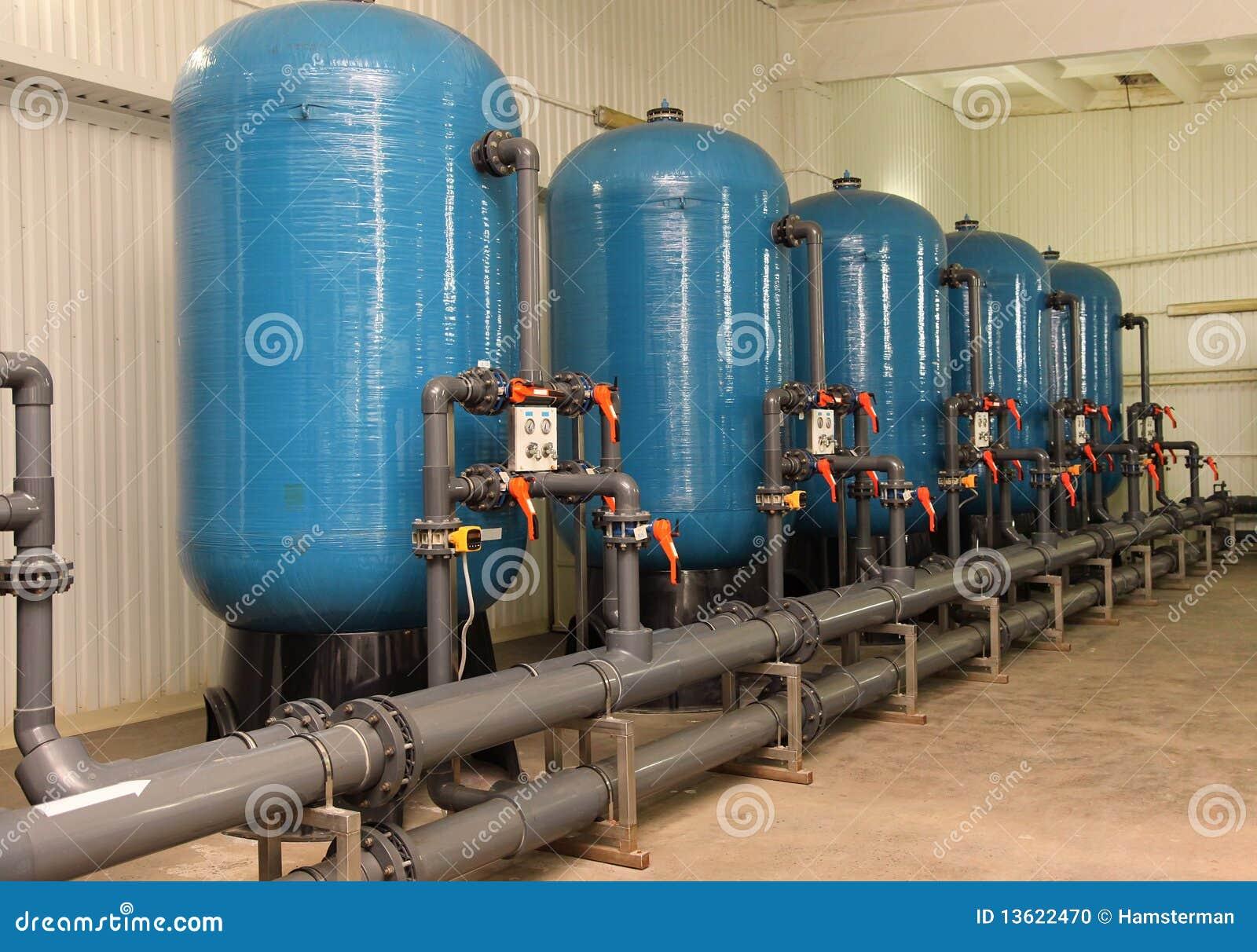 Matériel de filtre de purification d eau