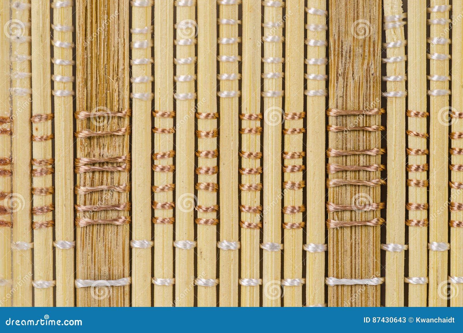 Matériel De Modèle De Rideau En Bambou Image stock - Image ...