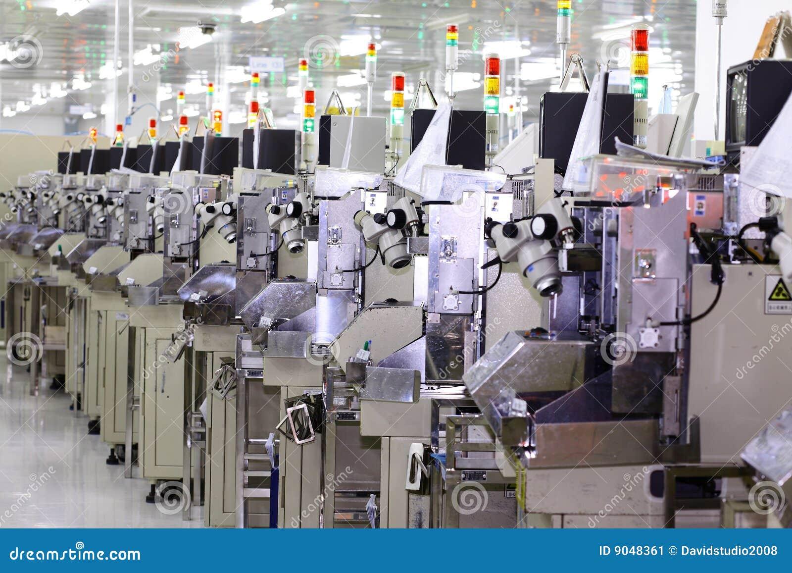Matériels et machines