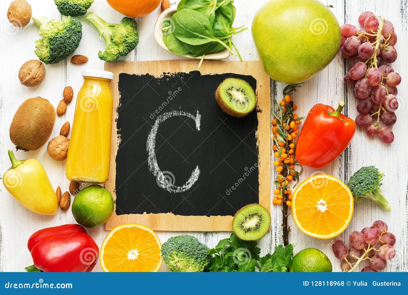 grönsaker med c vitamin