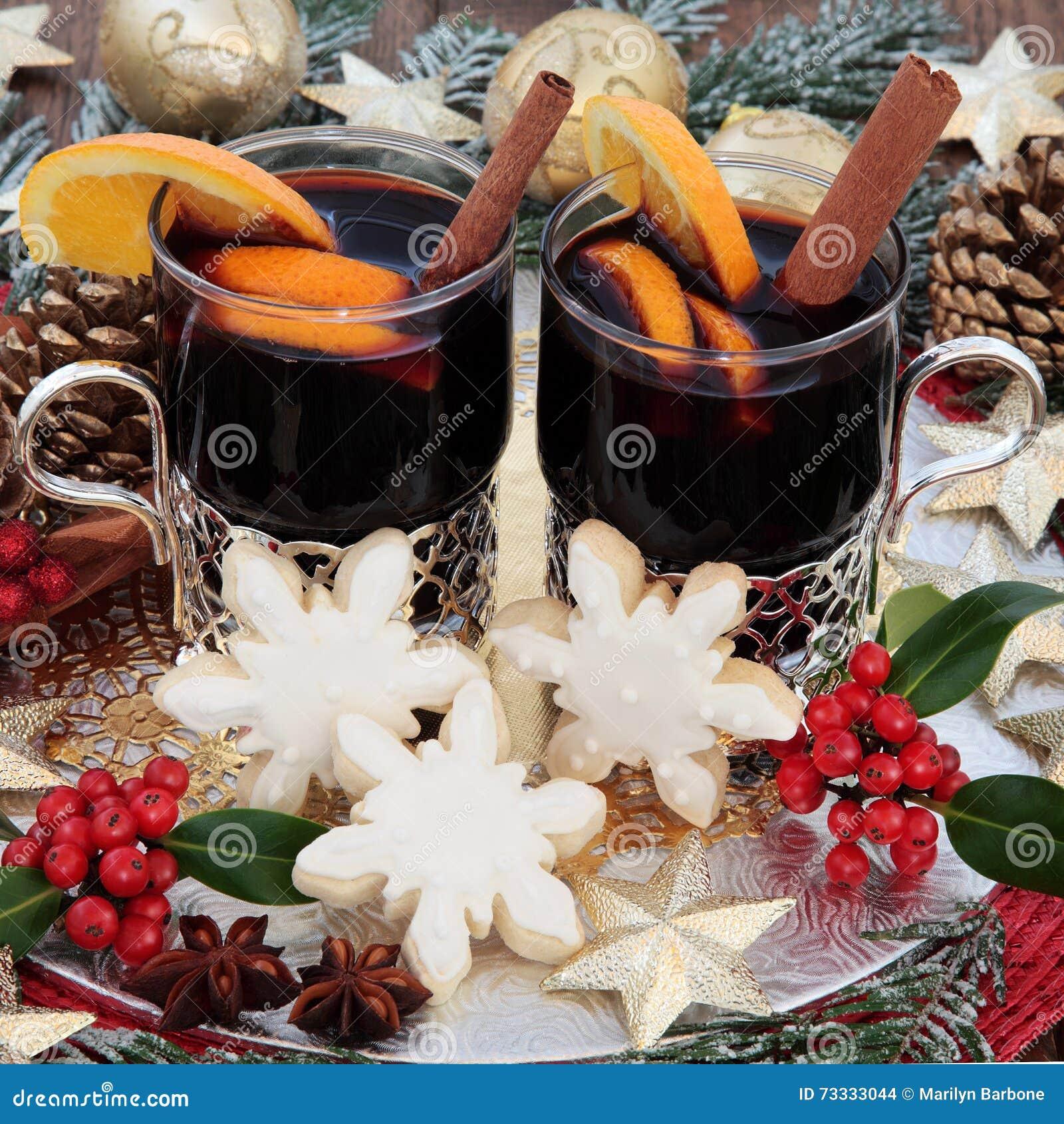 Mat och drink för julparti