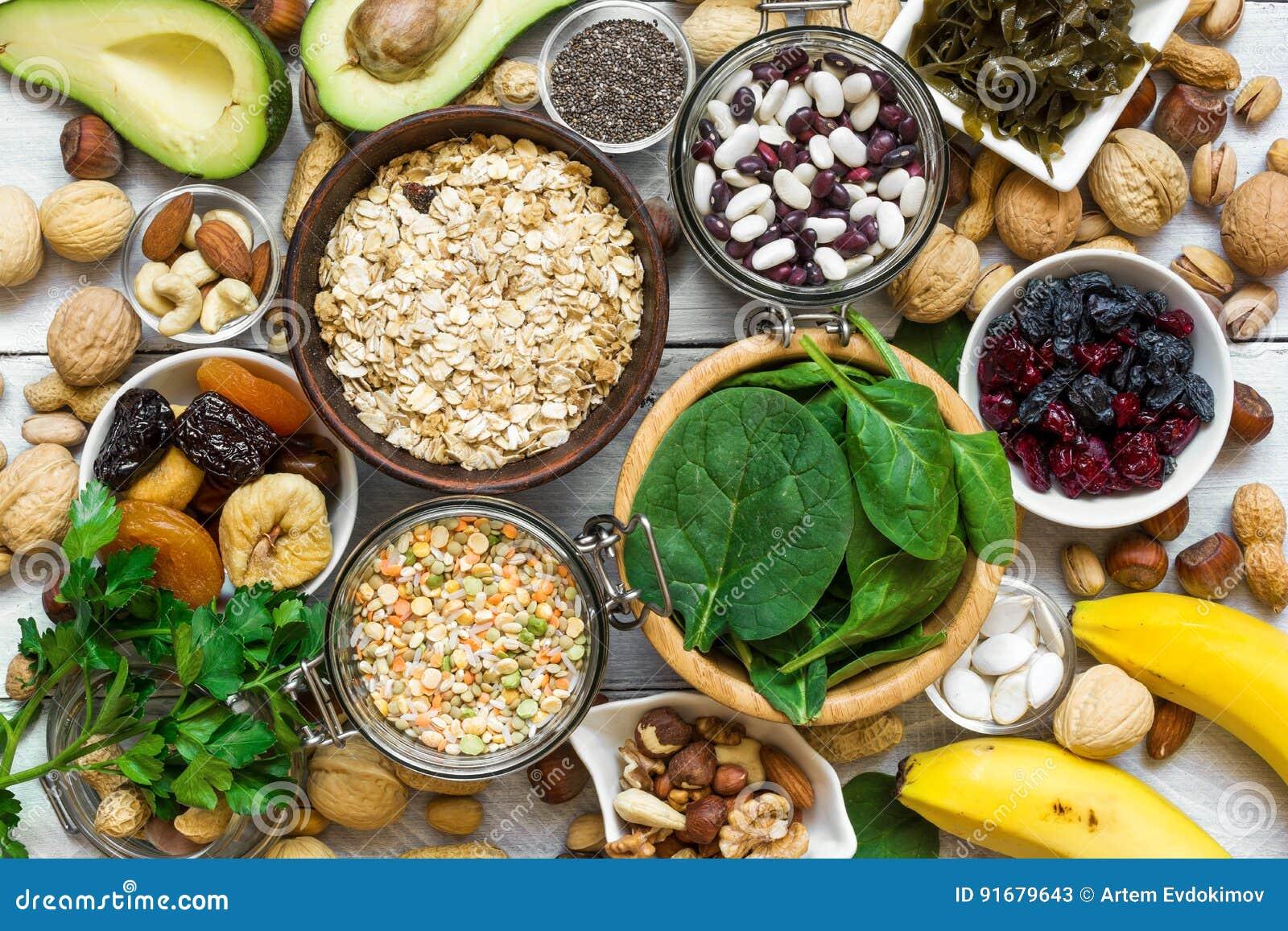 vilken mat innehåller magnesium
