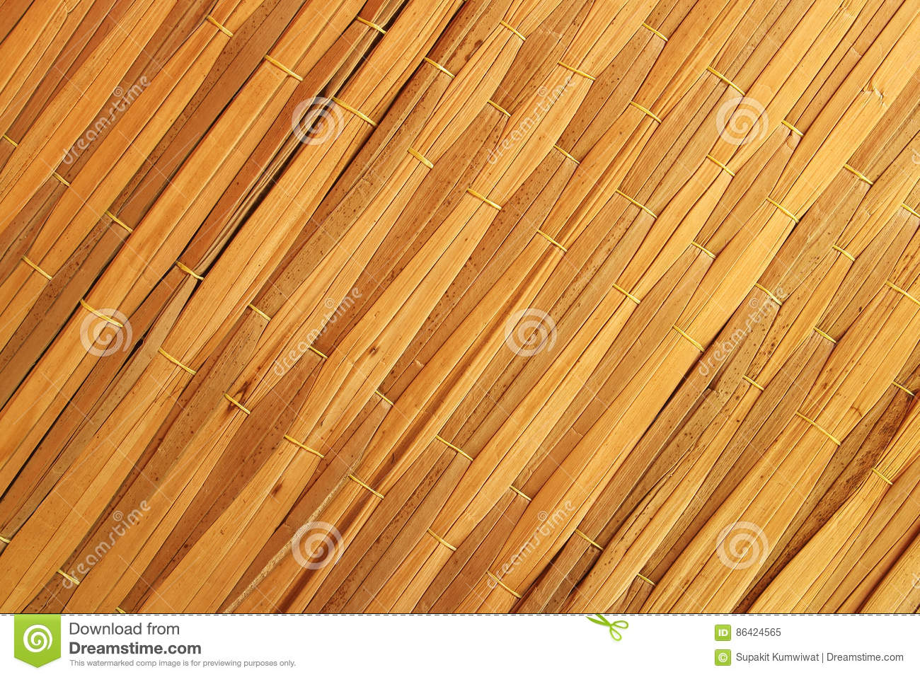Mat Texture Made From Papyrus Stock Image - Image of decoration, native: 86424565