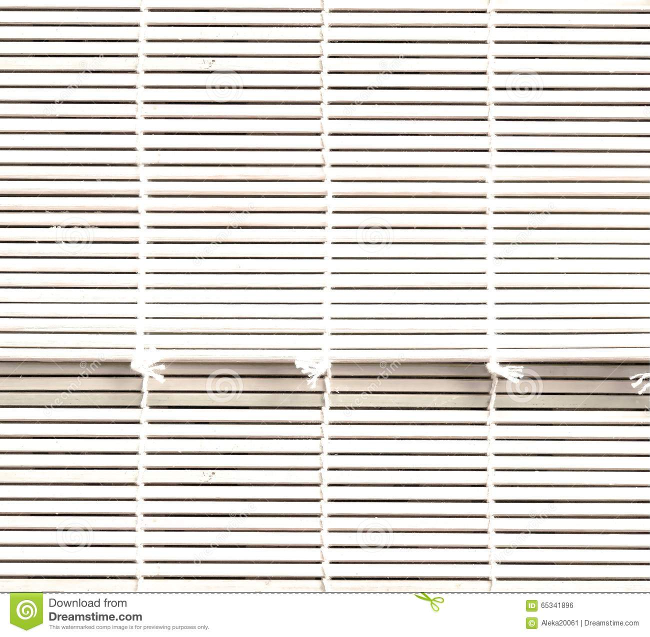 Wood Blinds Texture mat white wood blinds texture. bamboo blind. bamboo curtain. stock