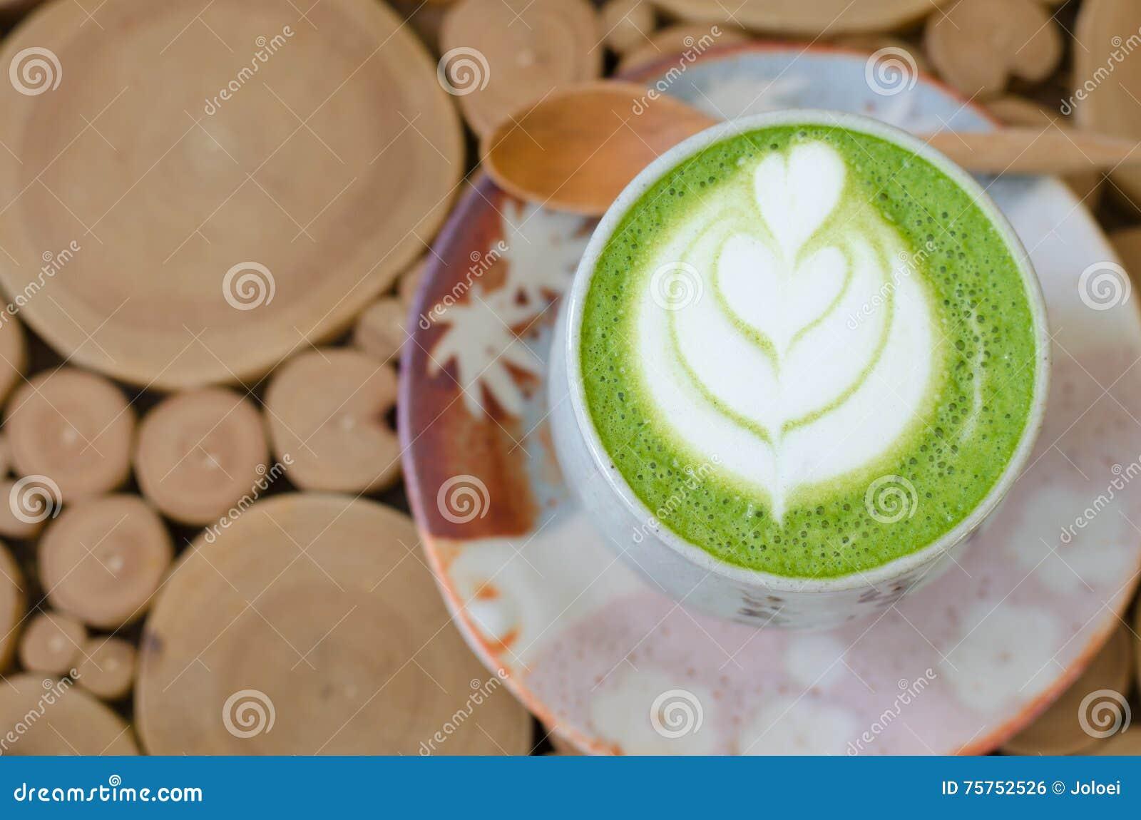 Matcha japonês do chá verde