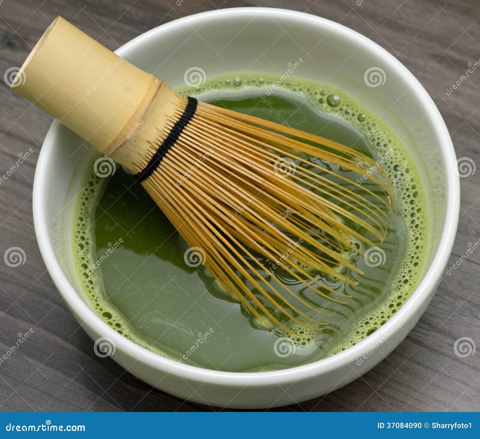Download Matcha zielona herbata zdjęcie stock. Obraz złożonej z napad - 37084090