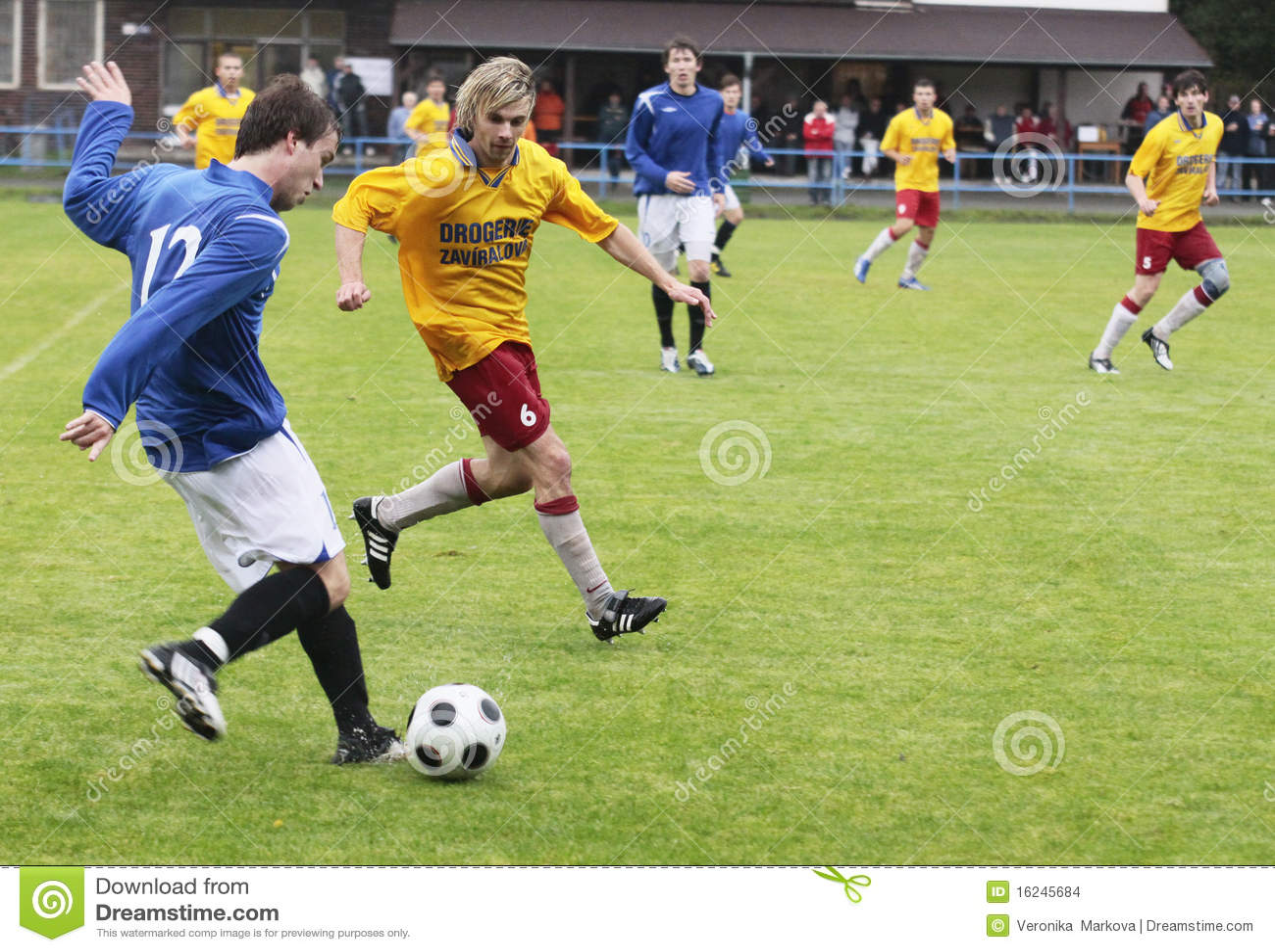 Matchfotboll