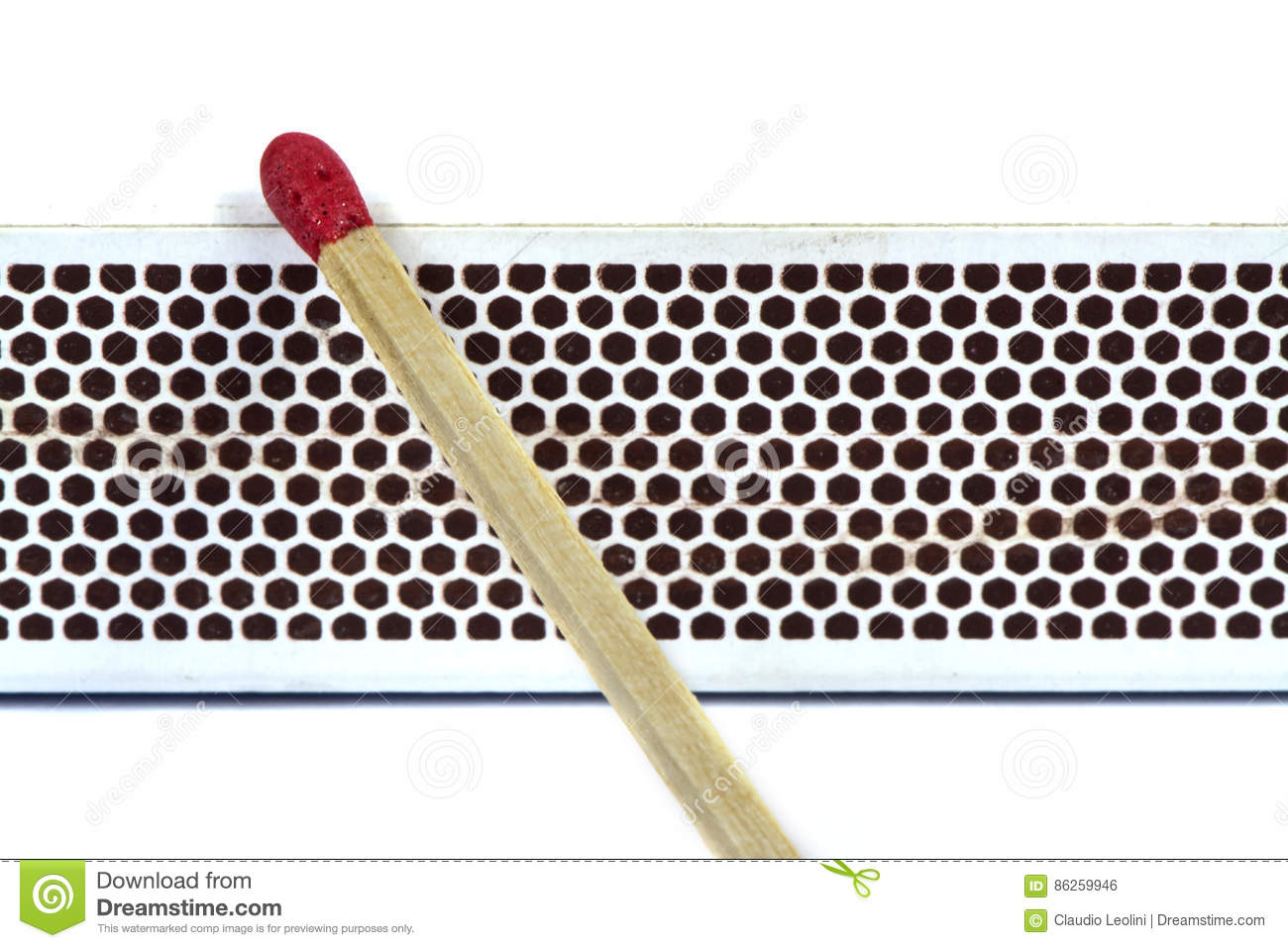 Matchstick stock photo  Image of light, burn, consumable
