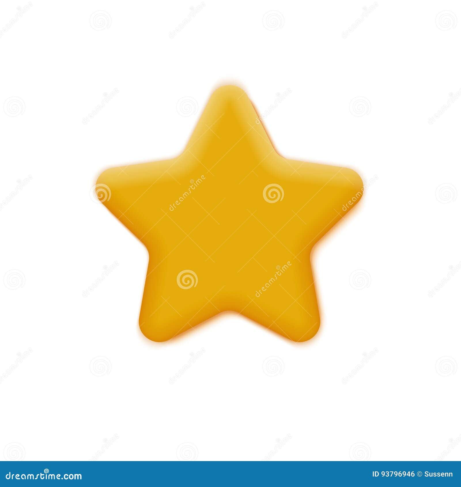 Mate Yellow Star
