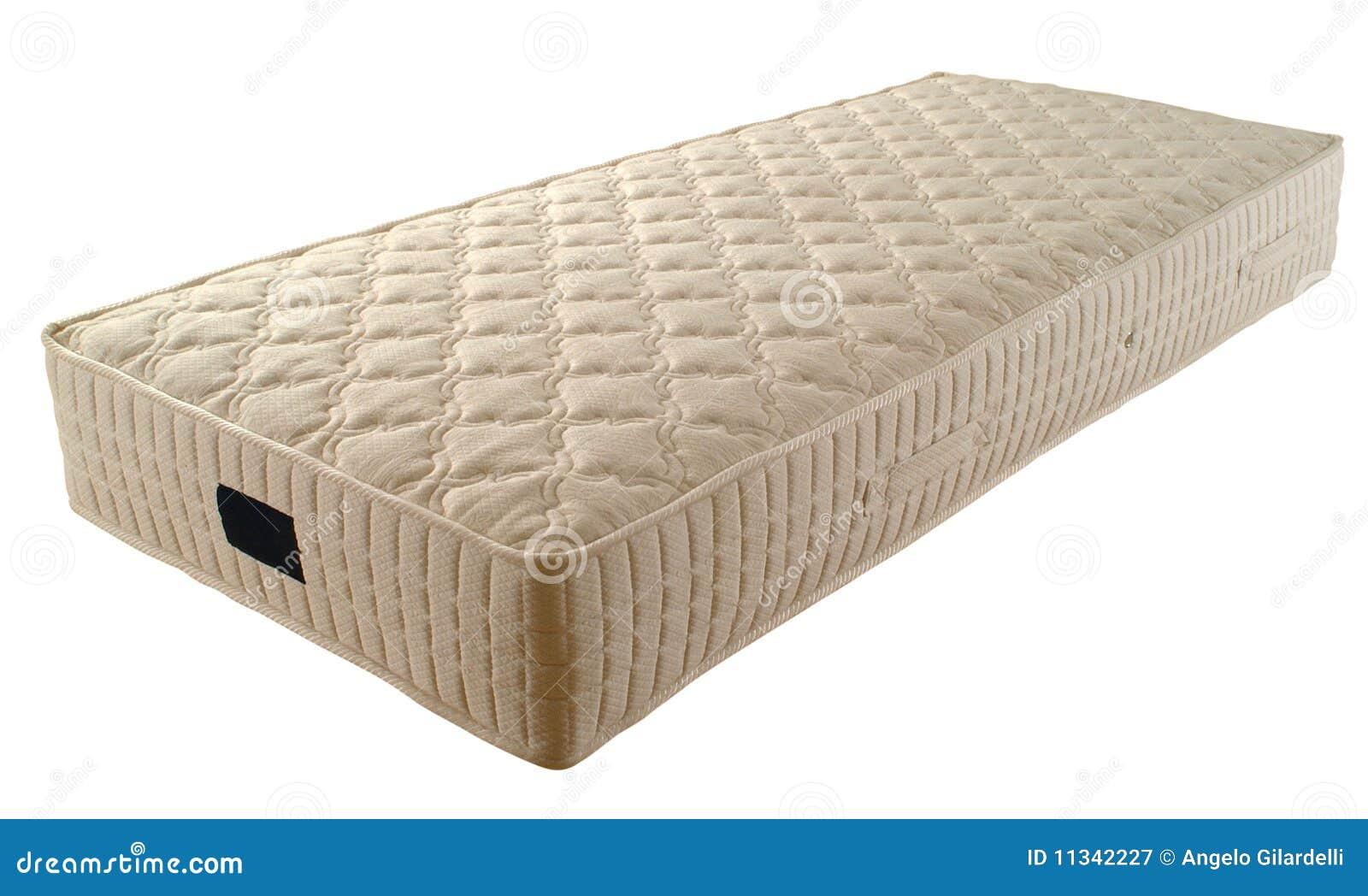matelas photographie stock libre de droits image 11342227. Black Bedroom Furniture Sets. Home Design Ideas