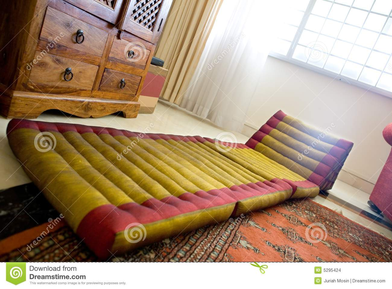 matelas tha de massage images stock image 5295424. Black Bedroom Furniture Sets. Home Design Ideas