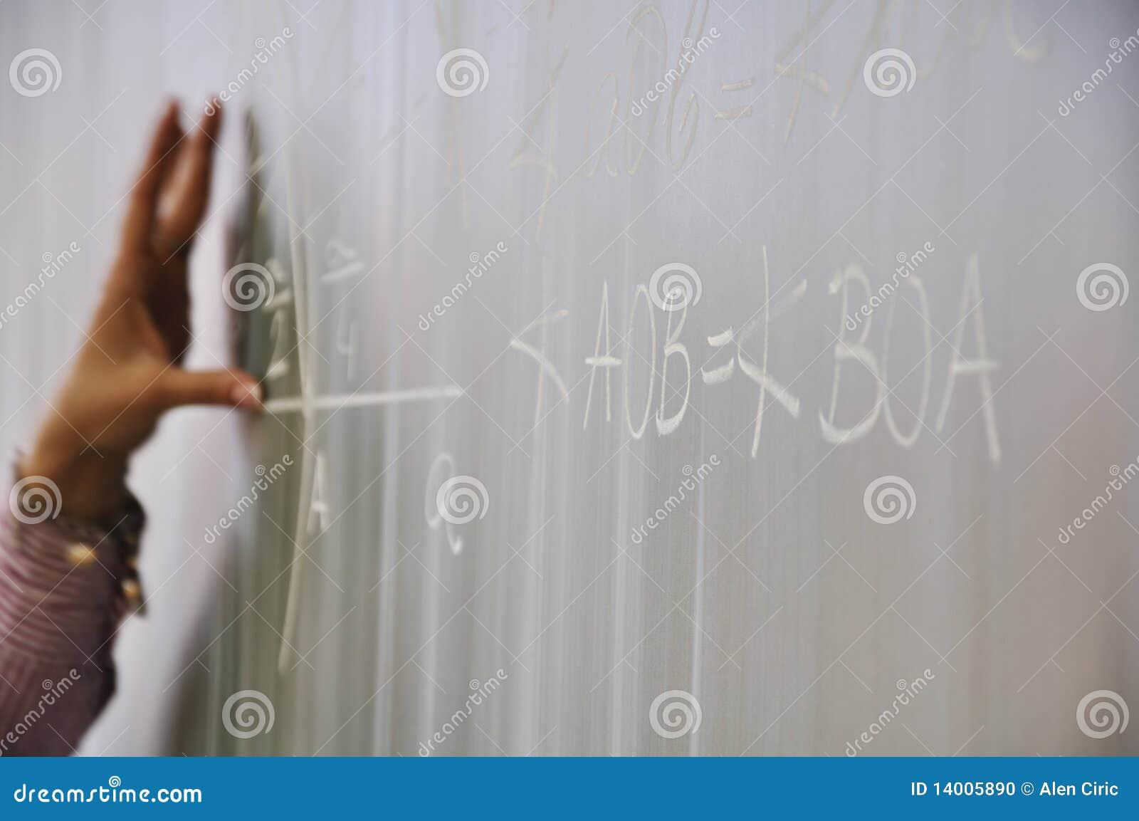 Matemática de ensino