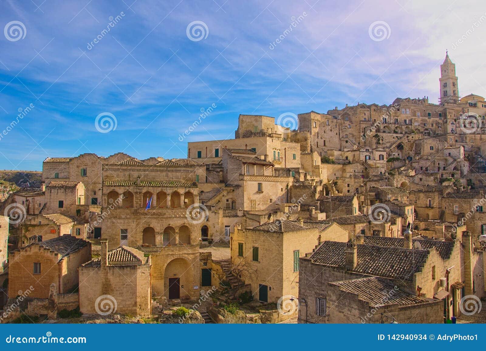 Matera, город культуры 2019