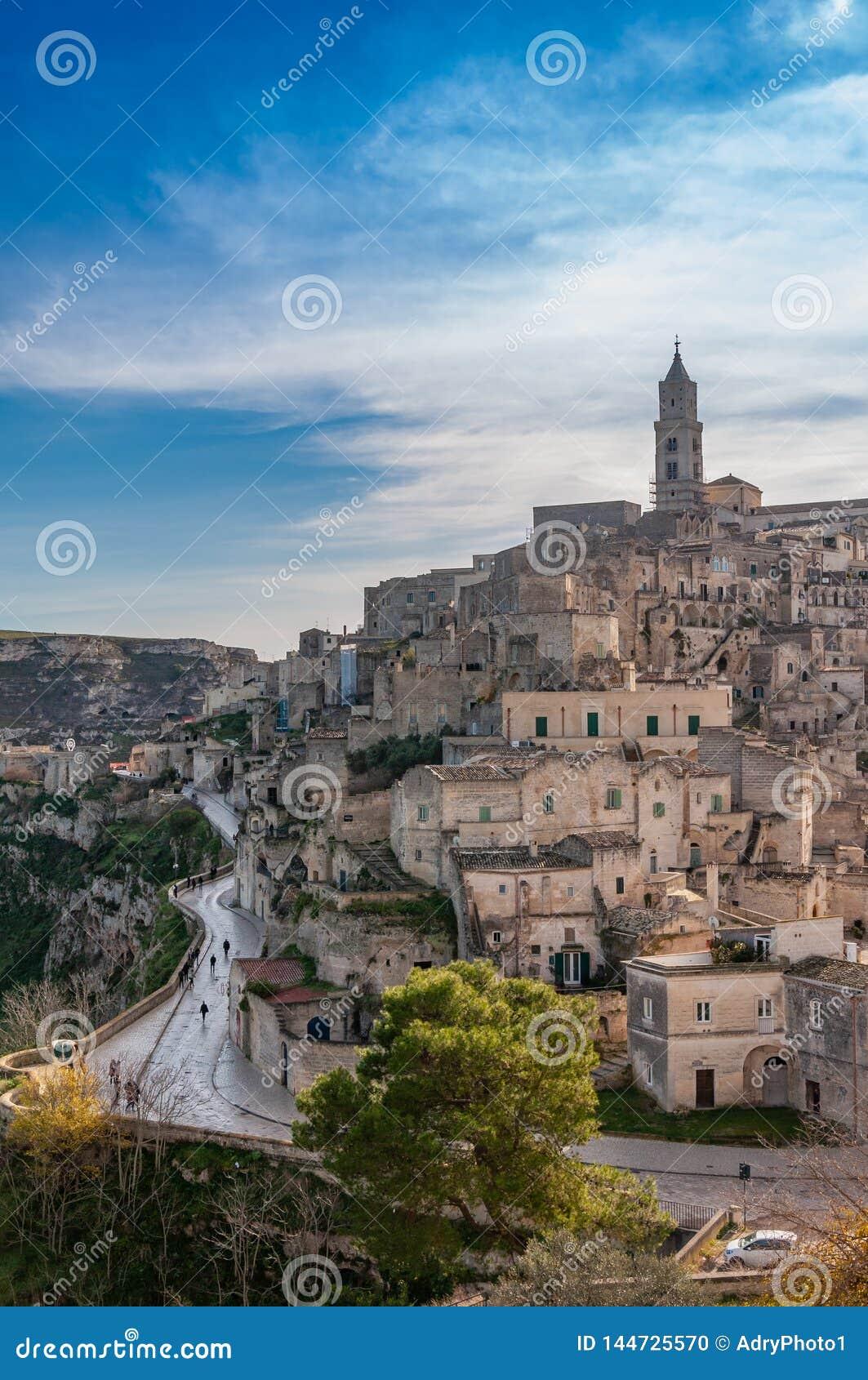 Matera, Europees kapitaal van cultuur 2019 Basilicata, Itali?