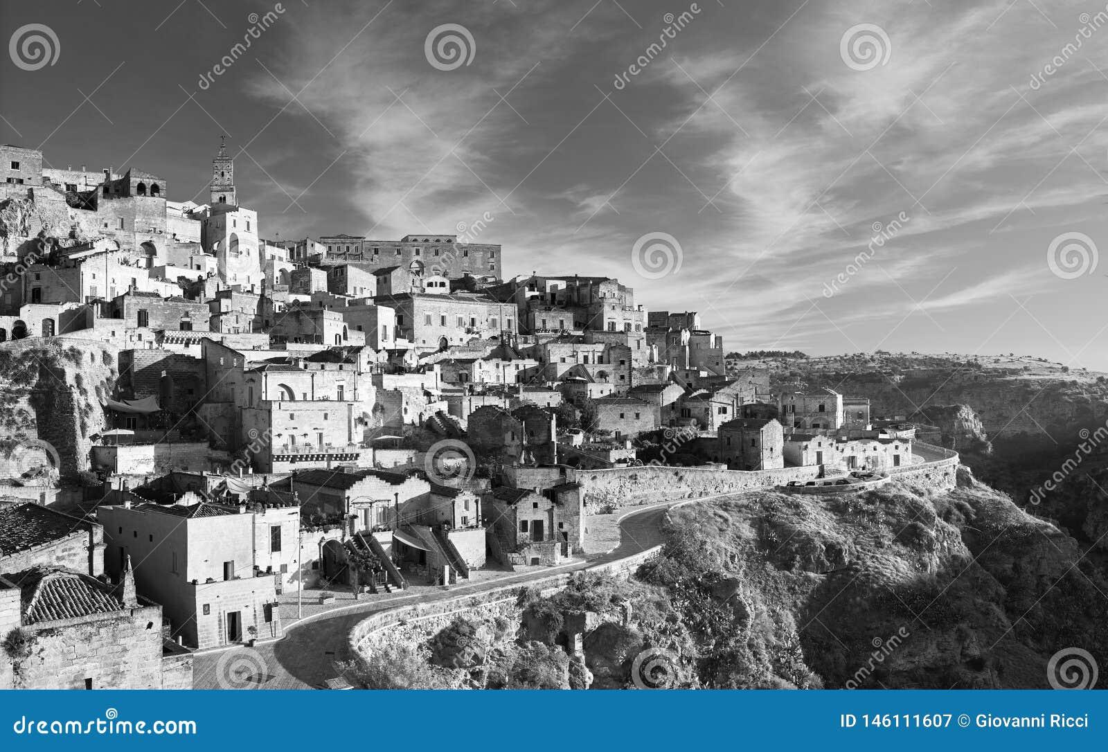 Matera, Sasso Barisano