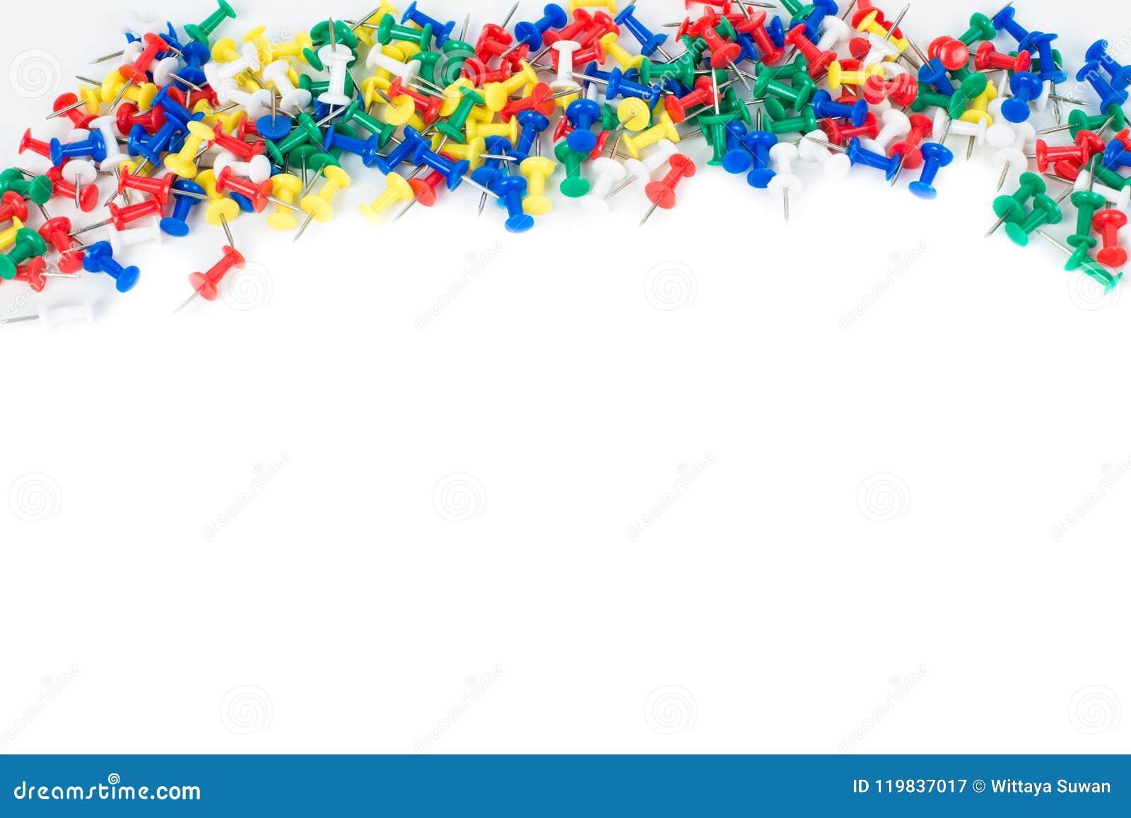 Materiały koloru szpilki Używać w biurze