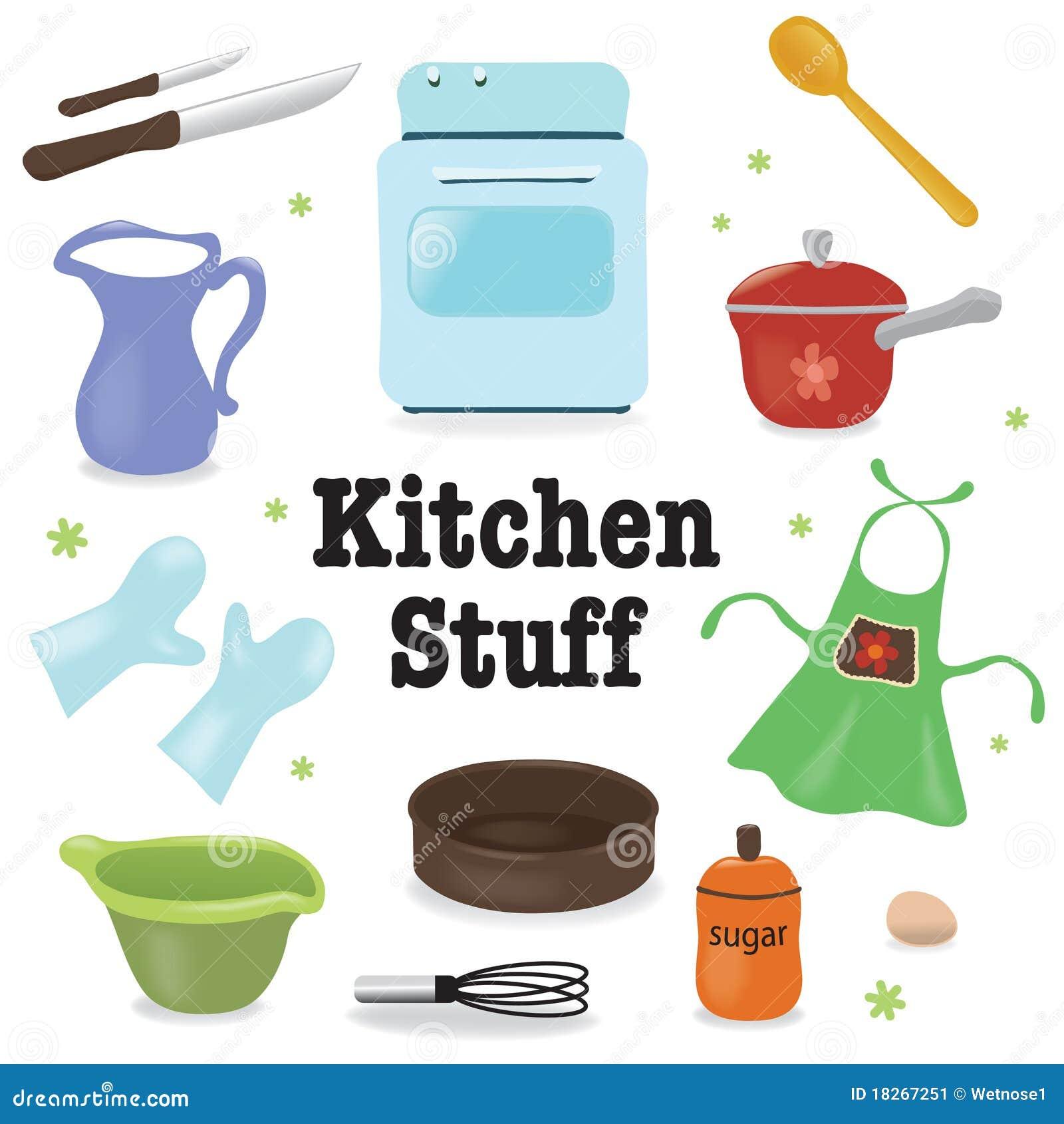 Materia de cocina