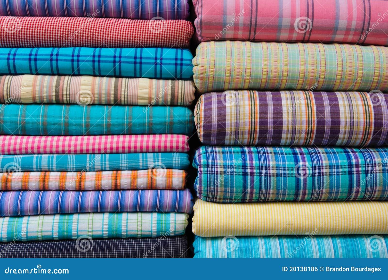 Materia textil india de la tela para la venta imagen de - Telas de la india online ...