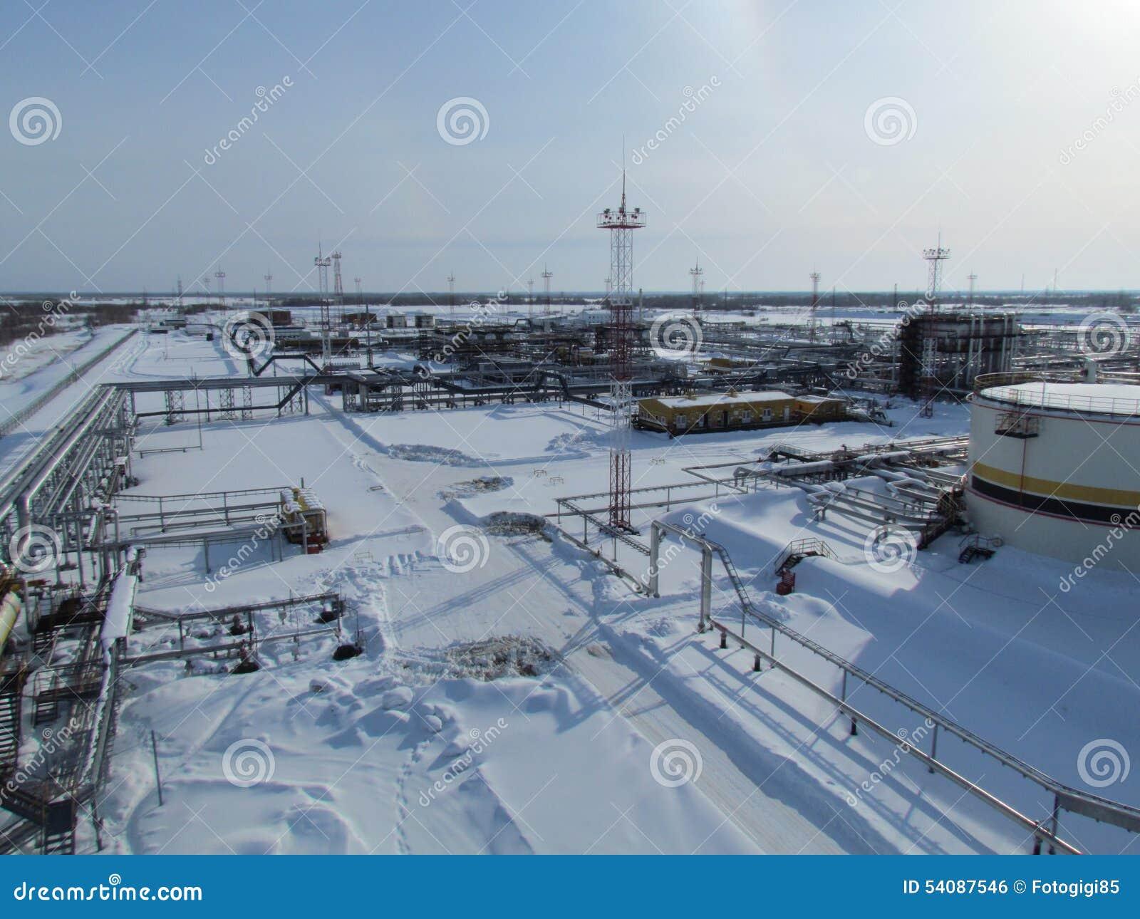 Materiaalolievelden van Westelijk Siberië