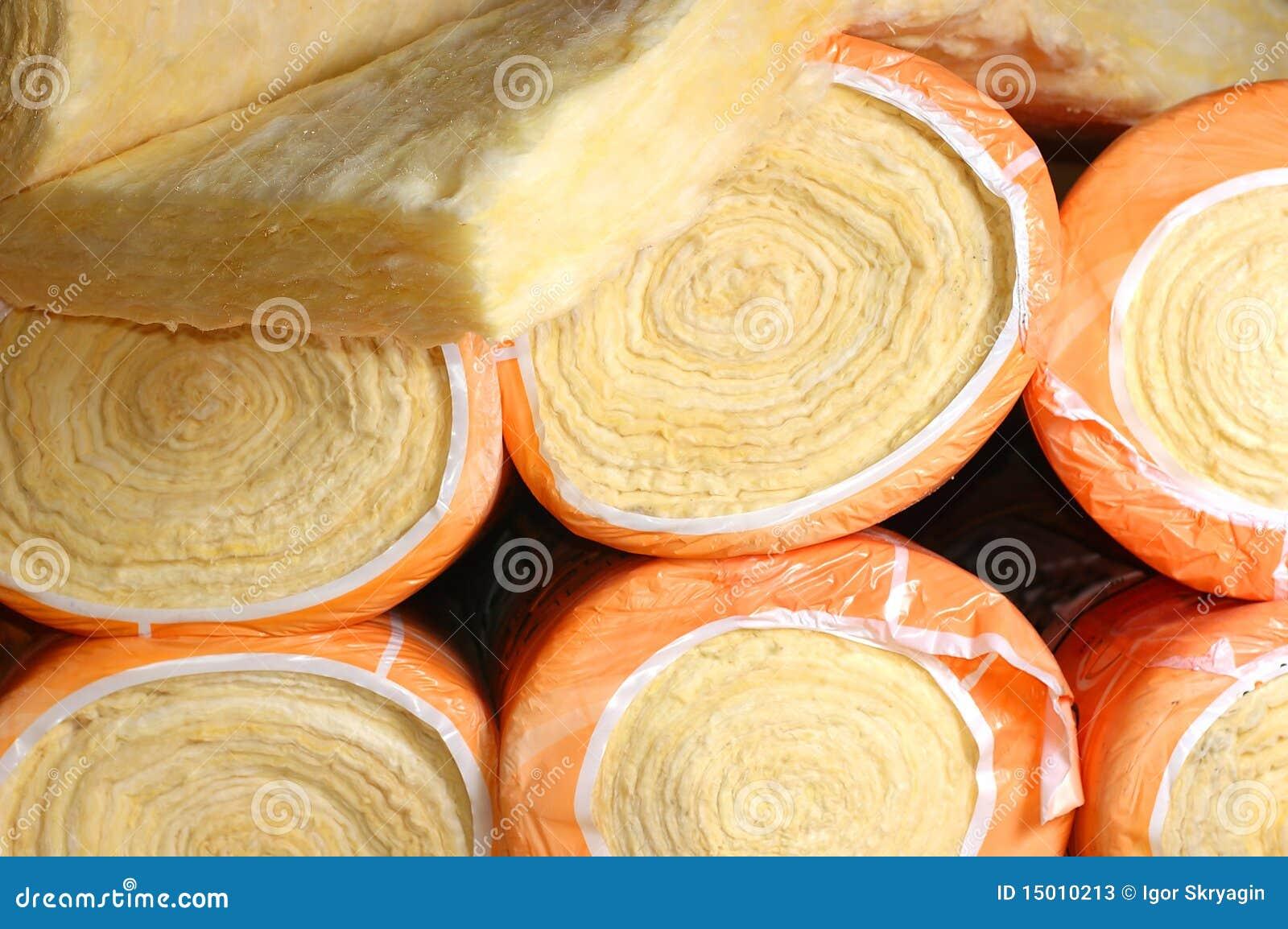 Material de aislante termal
