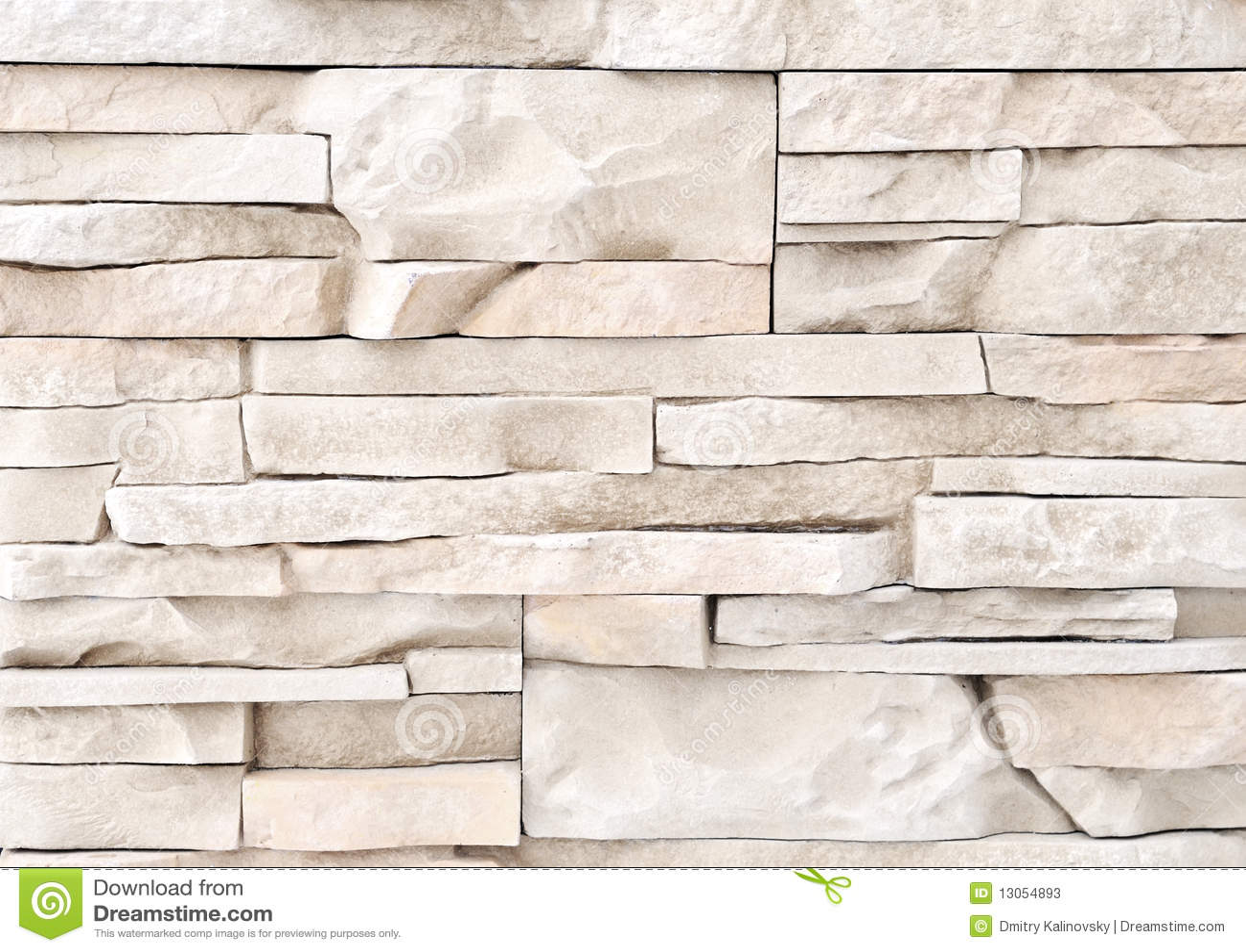 Material de pedra da textura da parede de tijolo fotos de - Revestimiento de pared ...