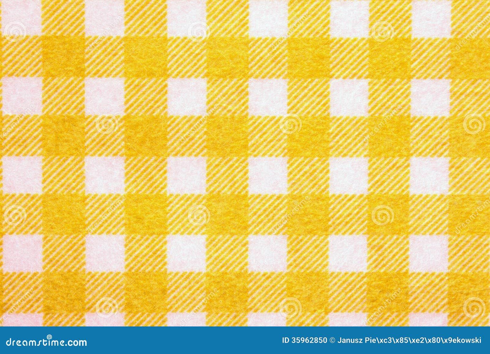 Material en la rejilla amarilla, un fondo.