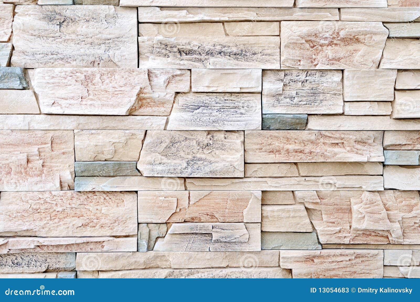 Materiale della parete di pietra del mattone immagine - Parete di pietra ...