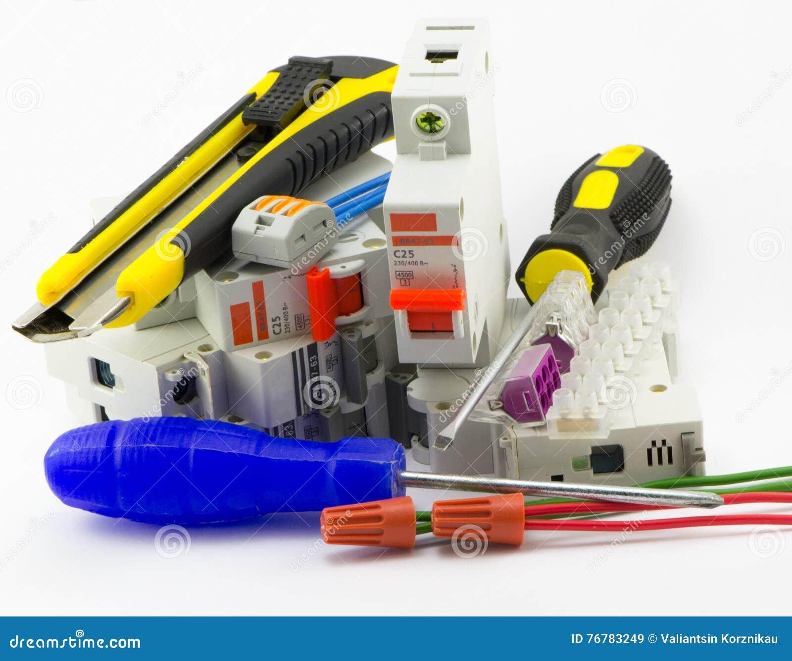 Materiales consumibles y electricista de las herramientas - Electricista las rozas ...