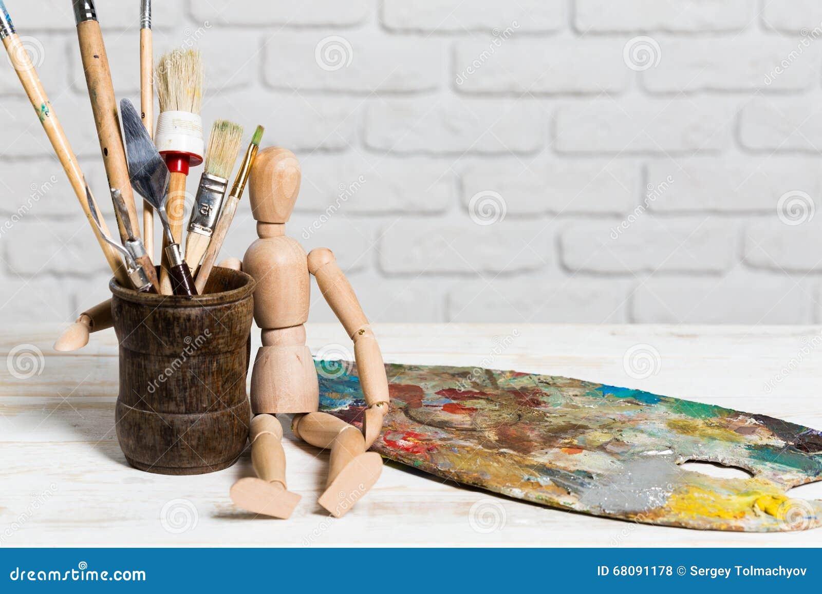 Materiales del arte