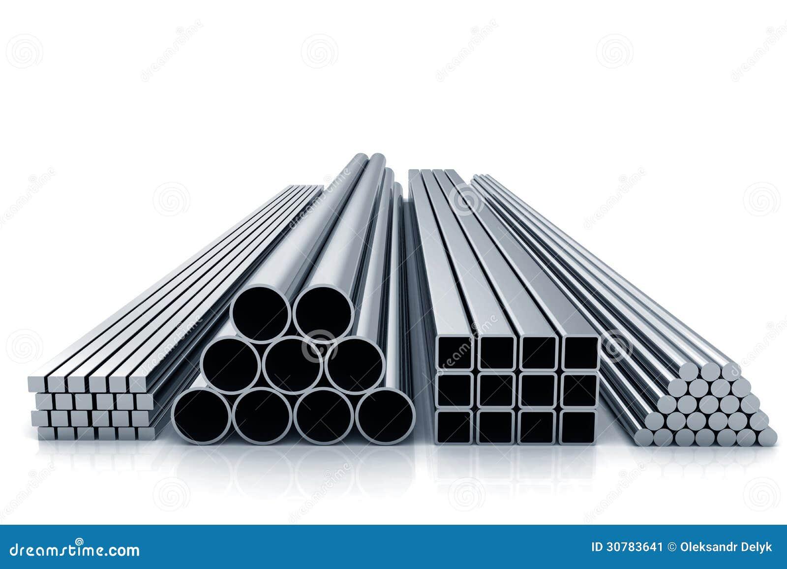 Materiali del metallo