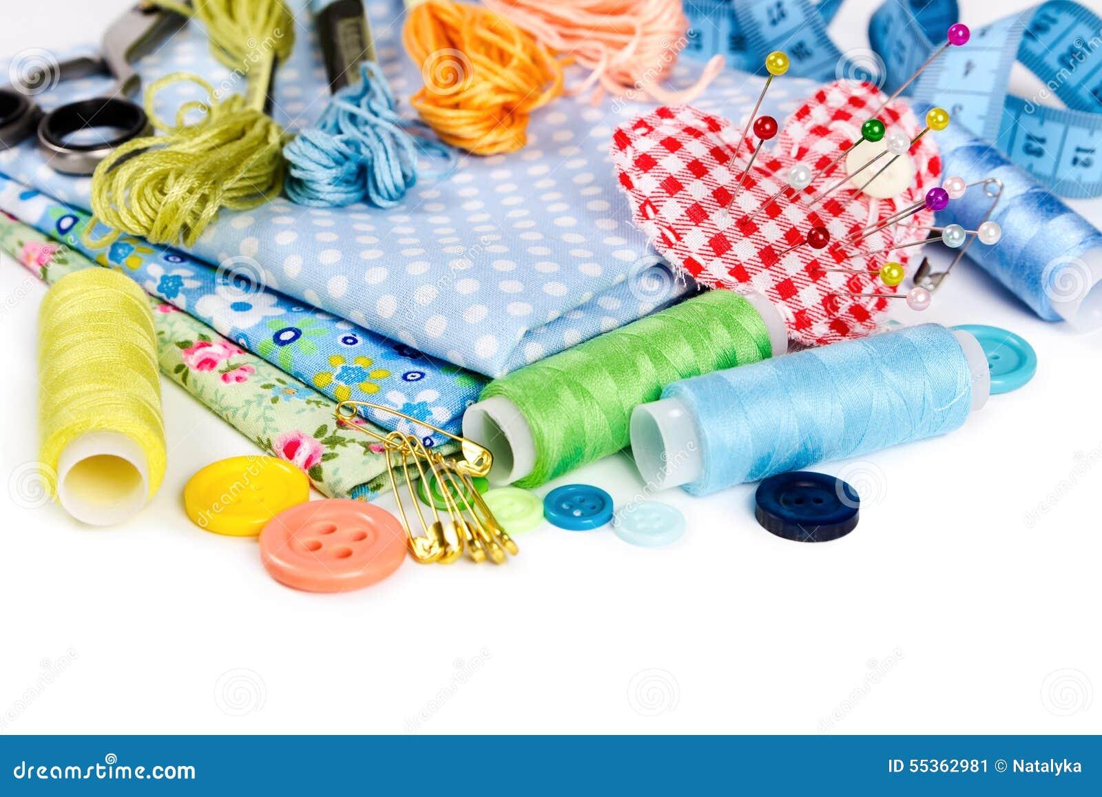 Materiali ed accessori per cucire