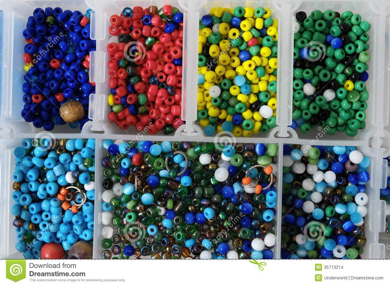 Materials to produce handmade jewelry stock images image for Handmade things from waste material for kids step by step