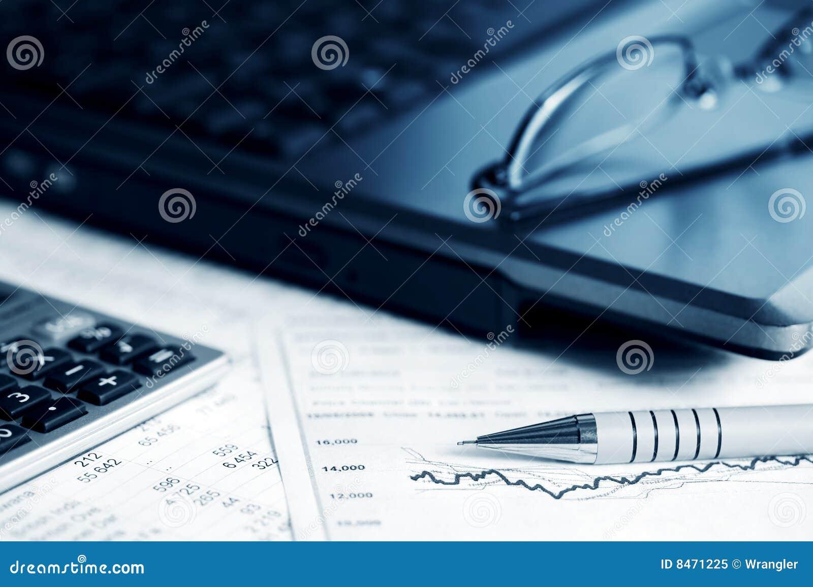 Materiel för marknadsrapporter