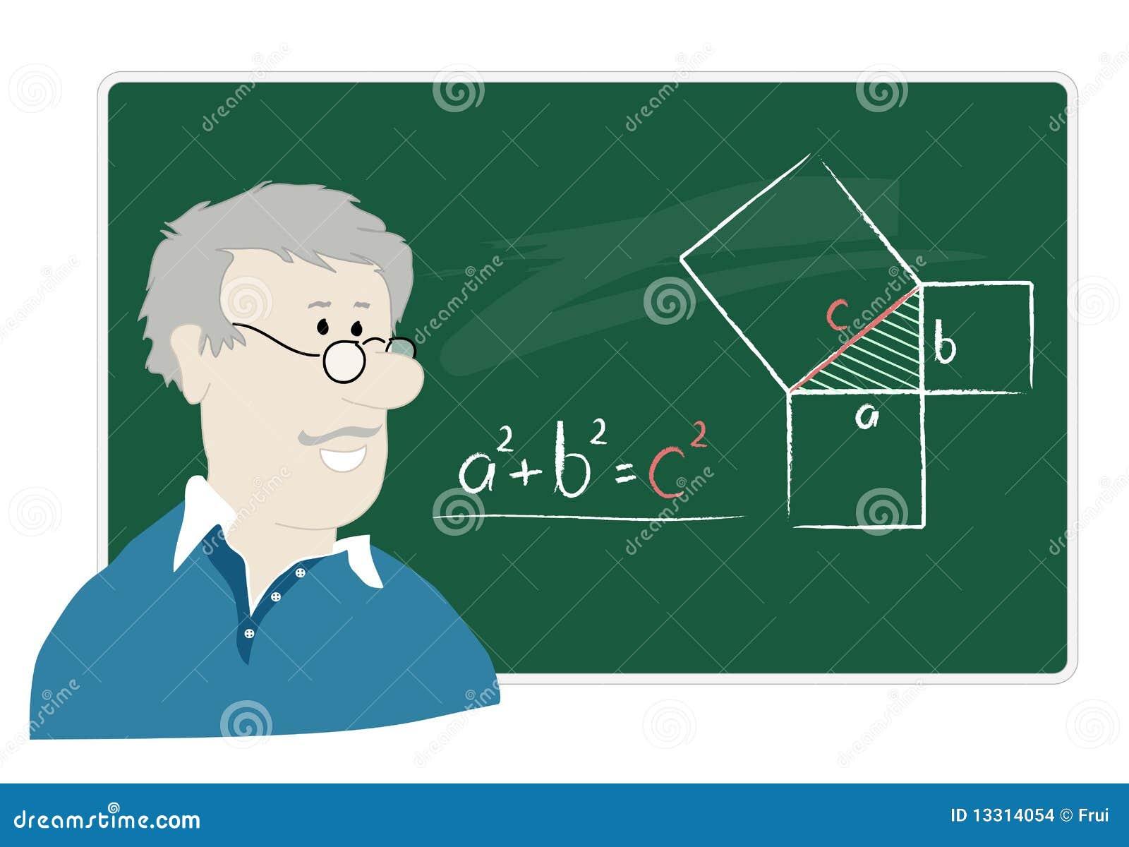 Math δάσκαλος