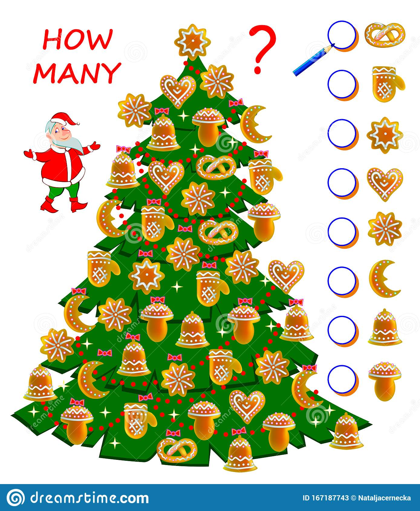 It is a photo of Christmas Numbers Printable for free printable