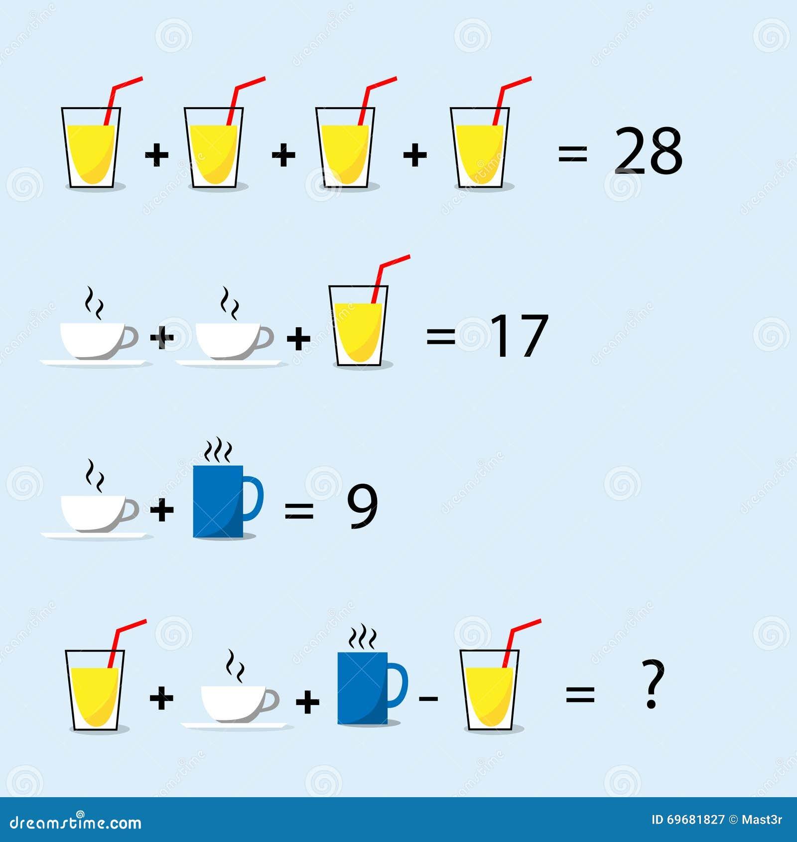 Math Puzzle, Decision ...