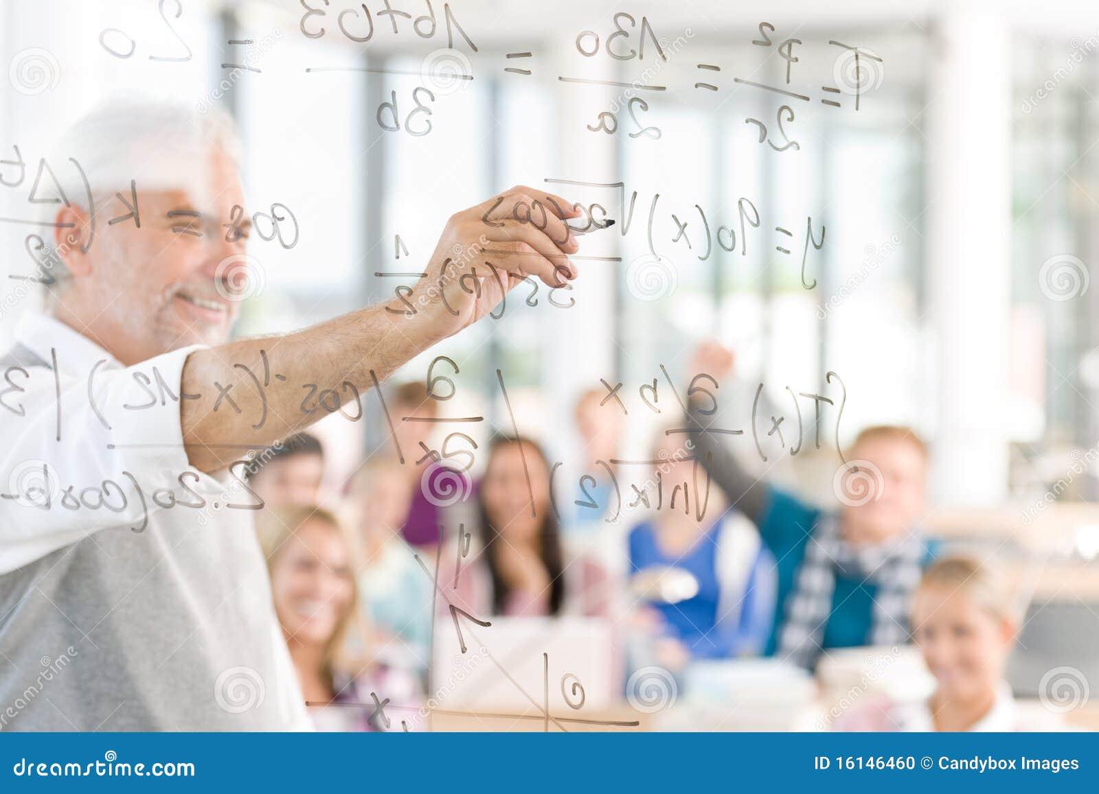 Mathematik Professor